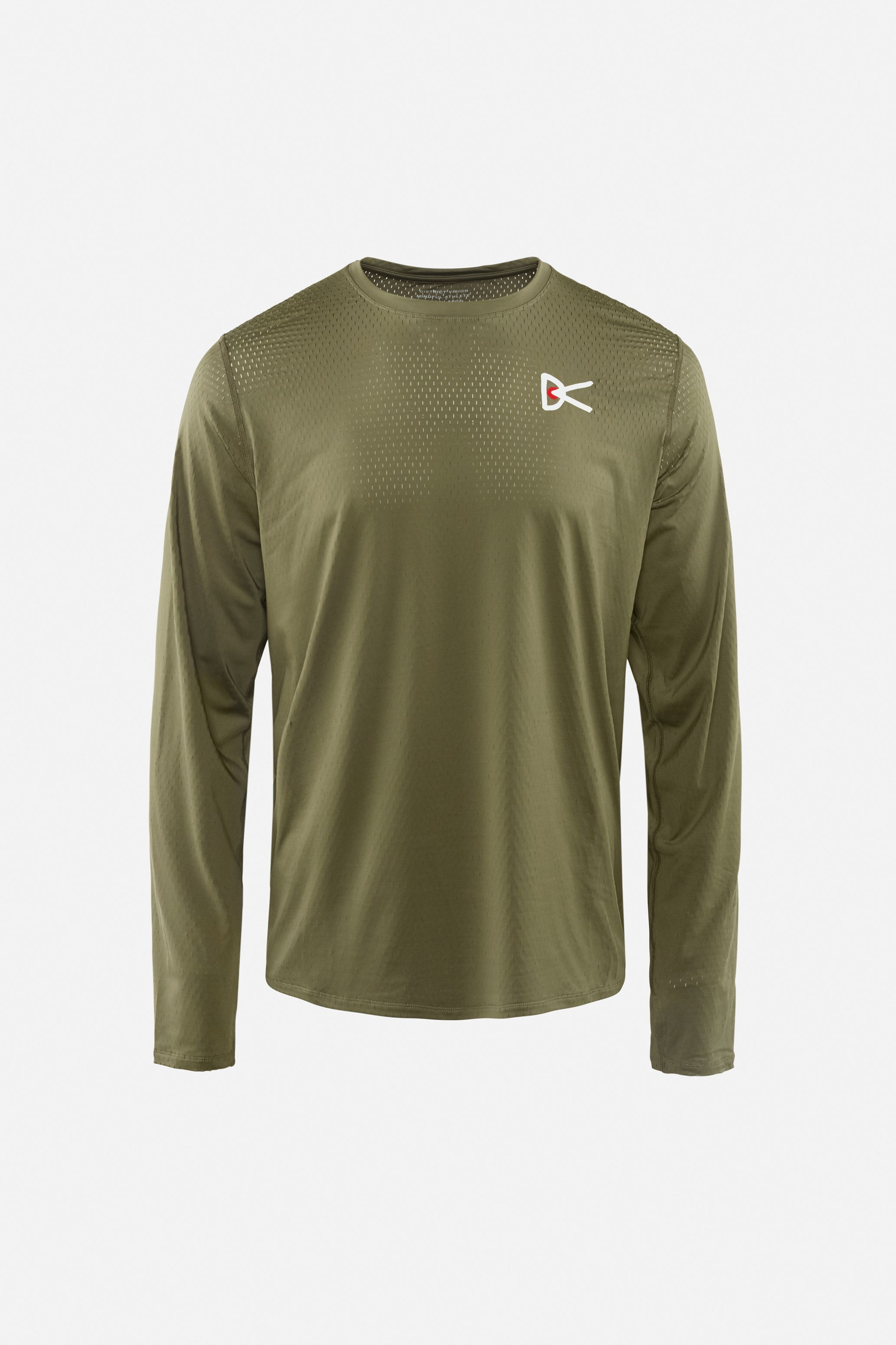 Air––Wear Long Sleeve T-Shirt, Khaki
