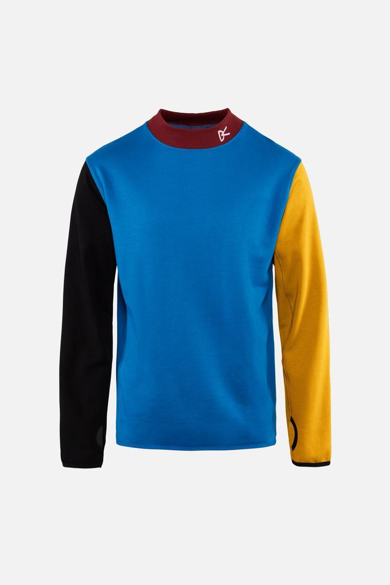 Hiei Mock Neck Sweatshirt, Health In Mind Edition