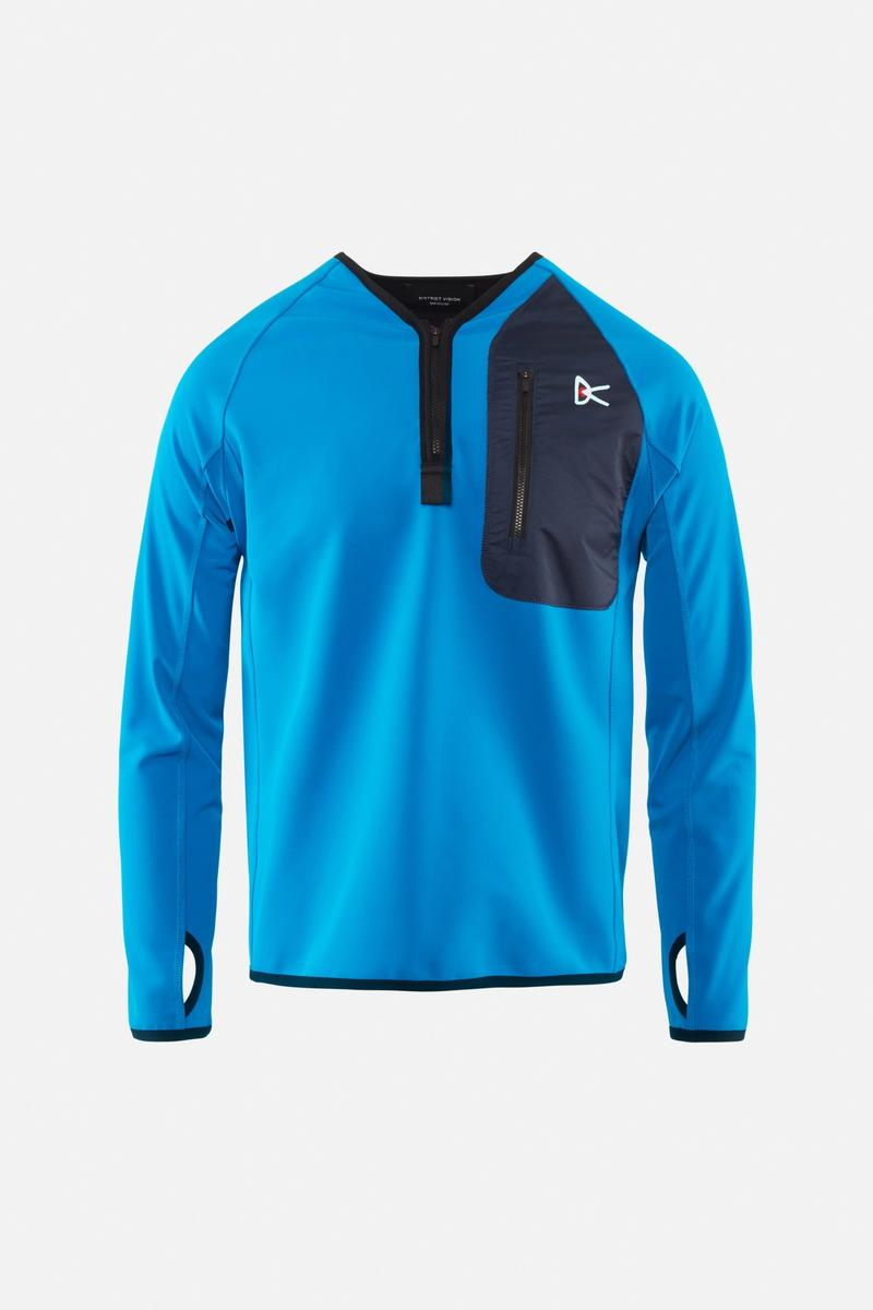 Rocco Insulated Midlayer, Blue
