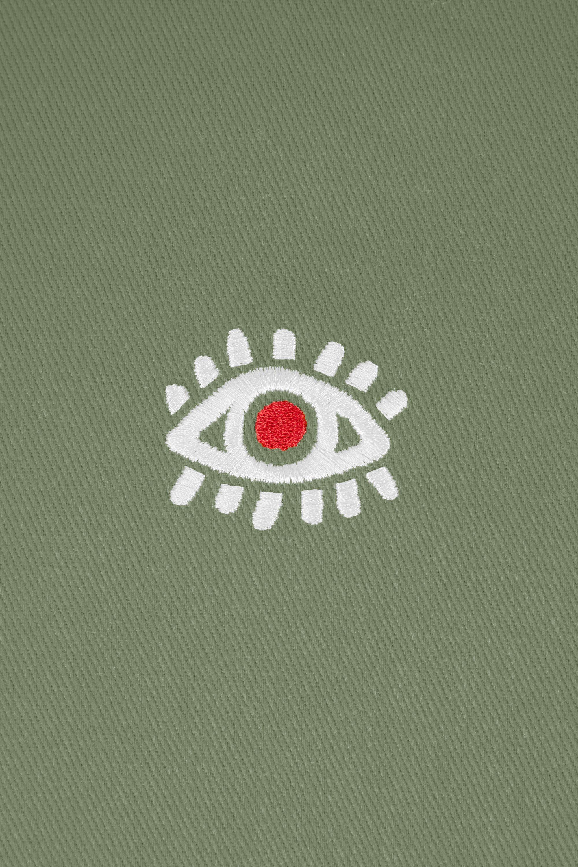 Vipassana Meditation Cushion, Sage