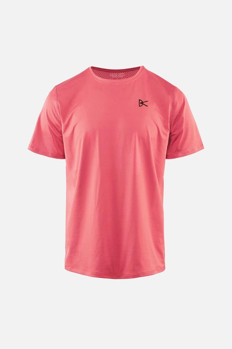 Air–Wear Short Sleeve T-Shirt, Rose