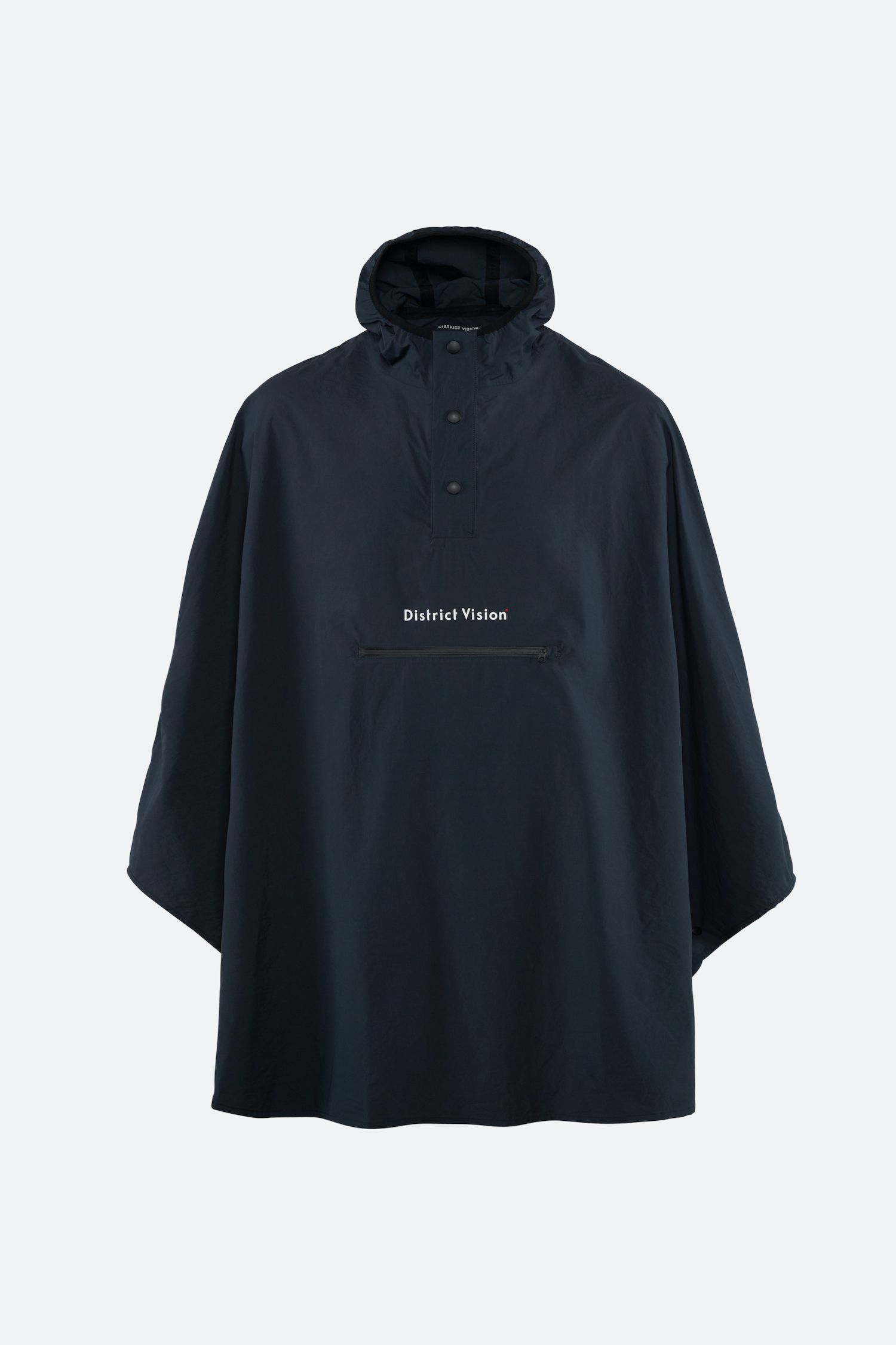 Andy Packable Poncho, Midnight