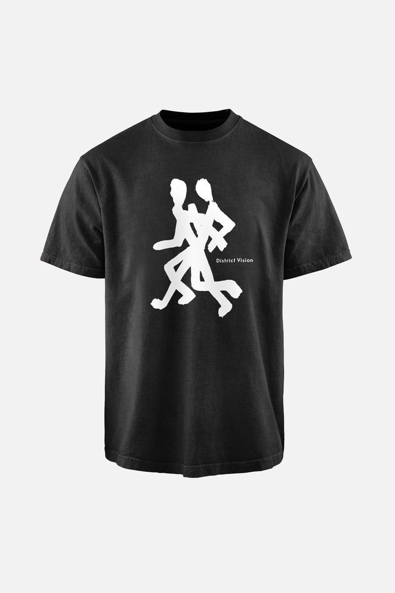 Karuna Short Sleeve T-Shirt, Black Motion