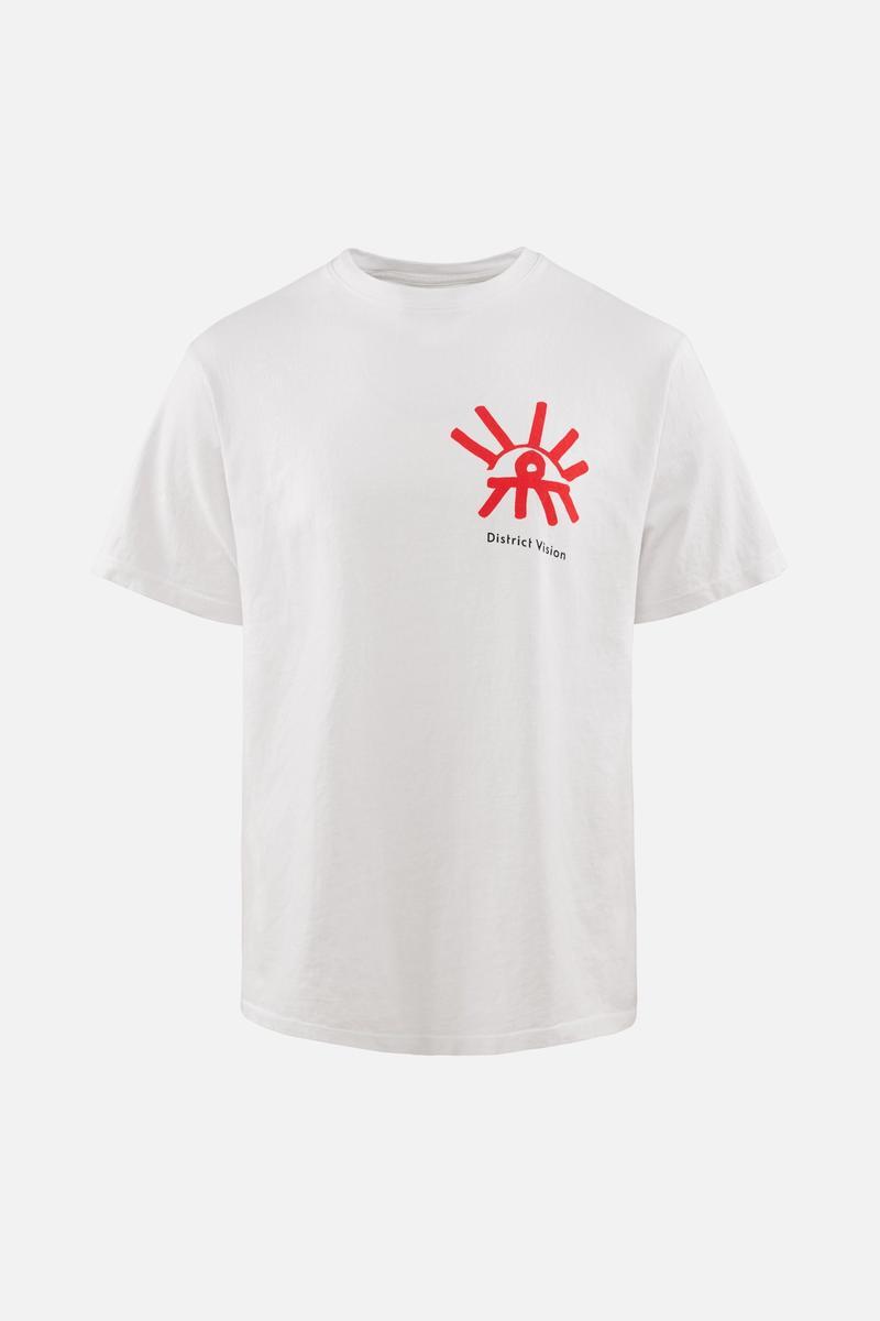 Karuna Short Sleeve T-Shirt, White Insight