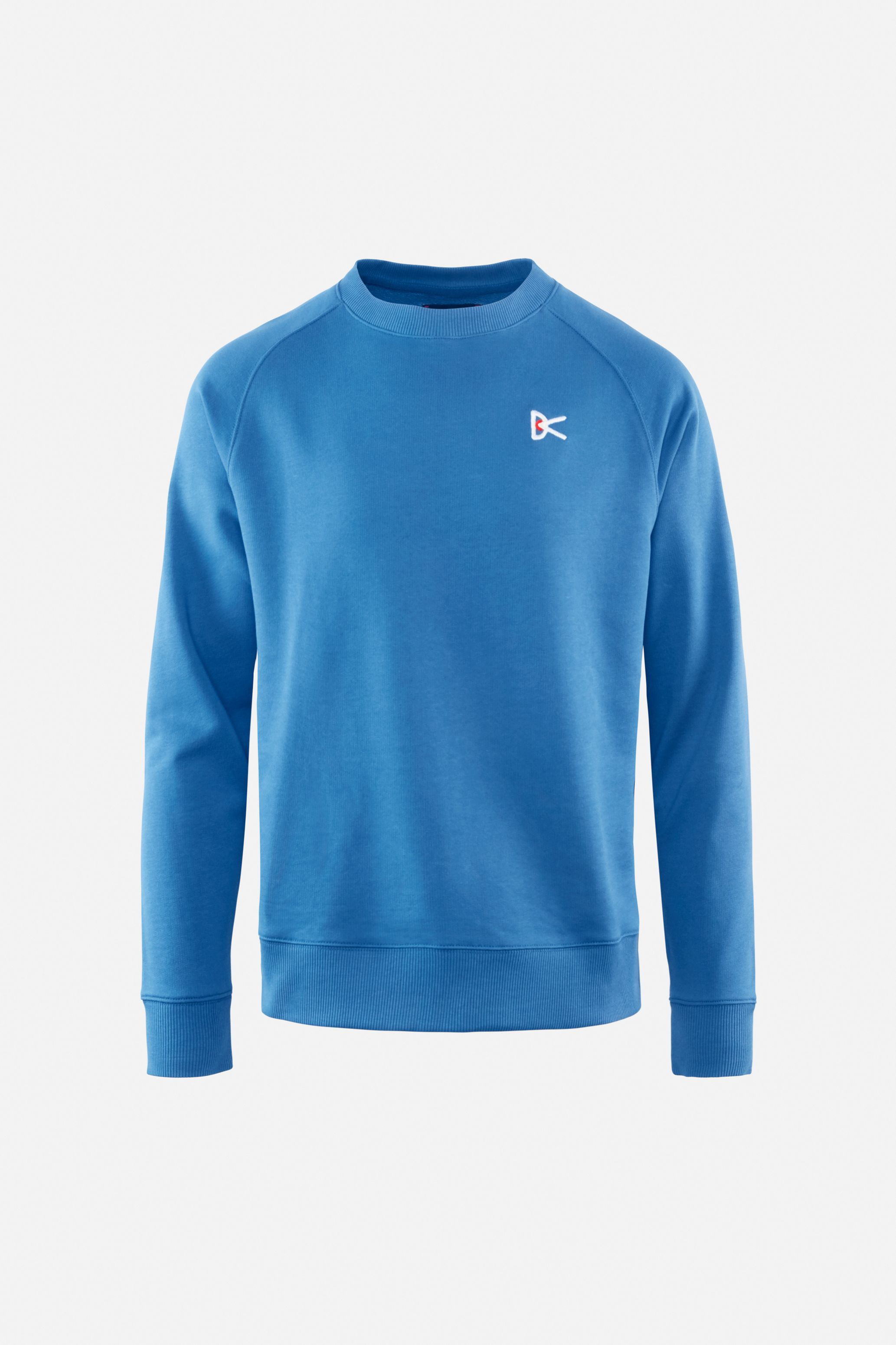 Sati Crew Neck Sweatshirt, Blue