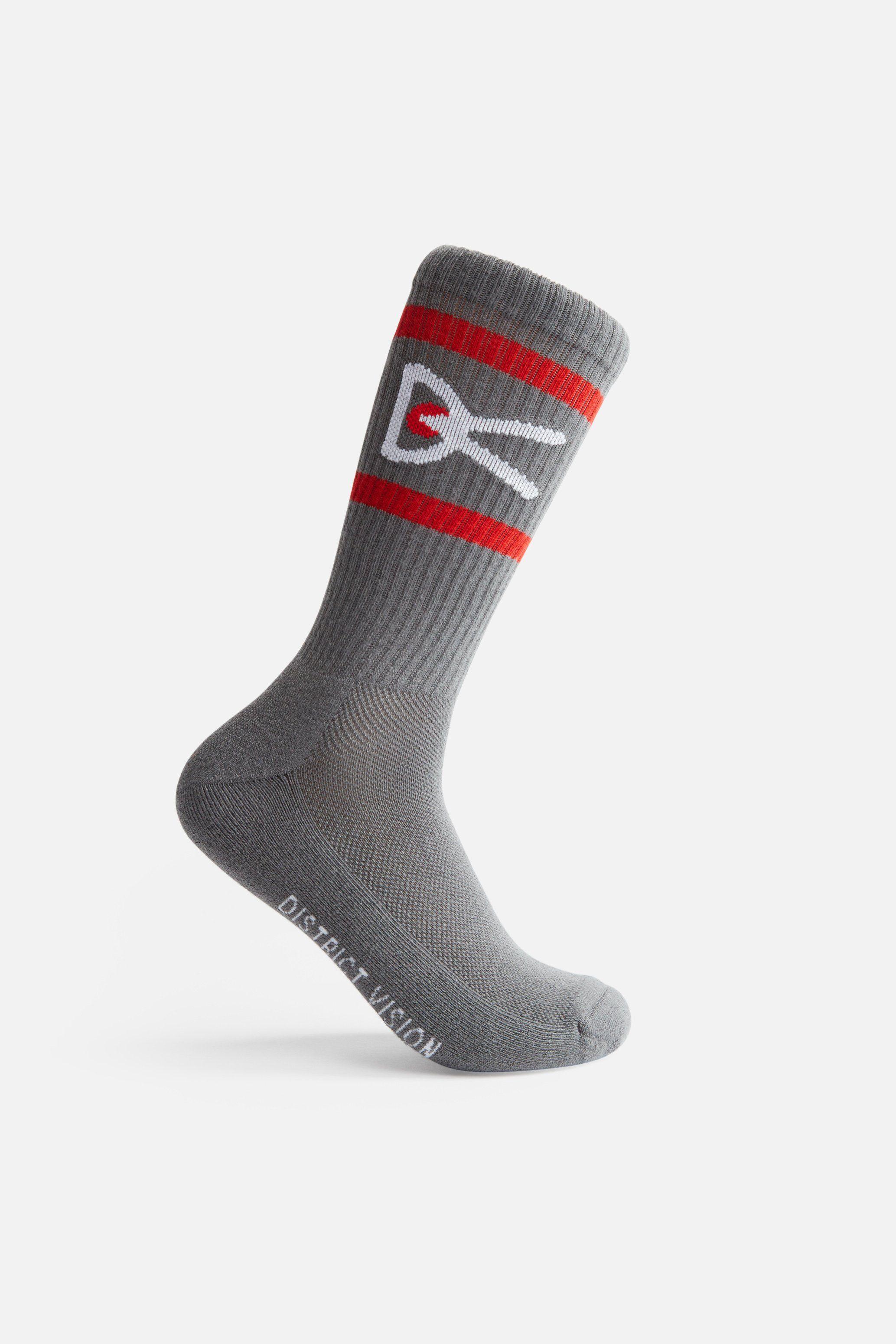 Buji Slow Socks, Gray