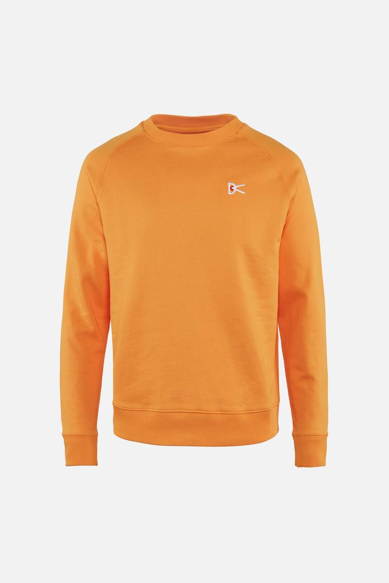 Sati Crew Neck Sweatshirt, Burn