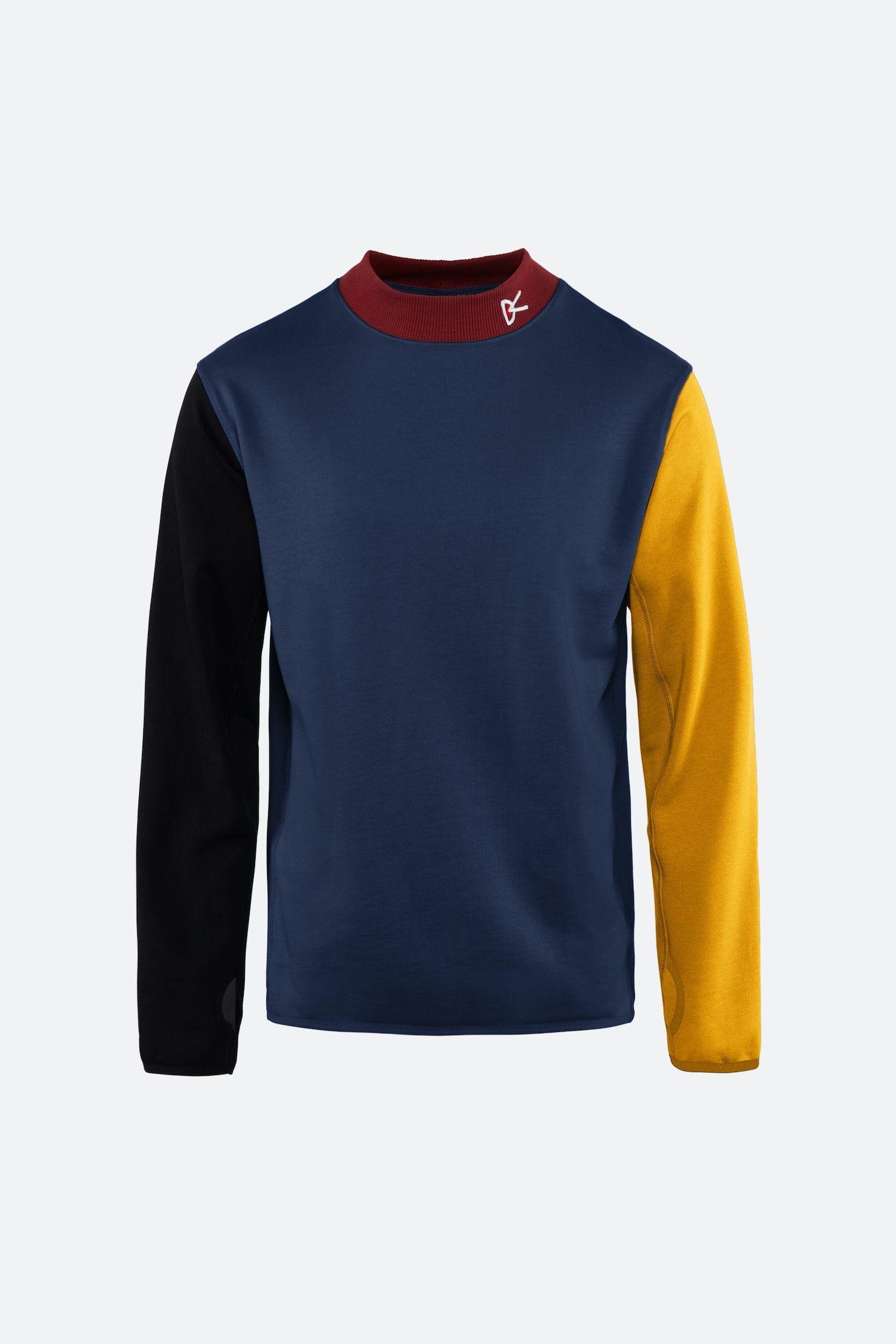 Hiei Mock Neck Sweatshirt, Mr. Porter