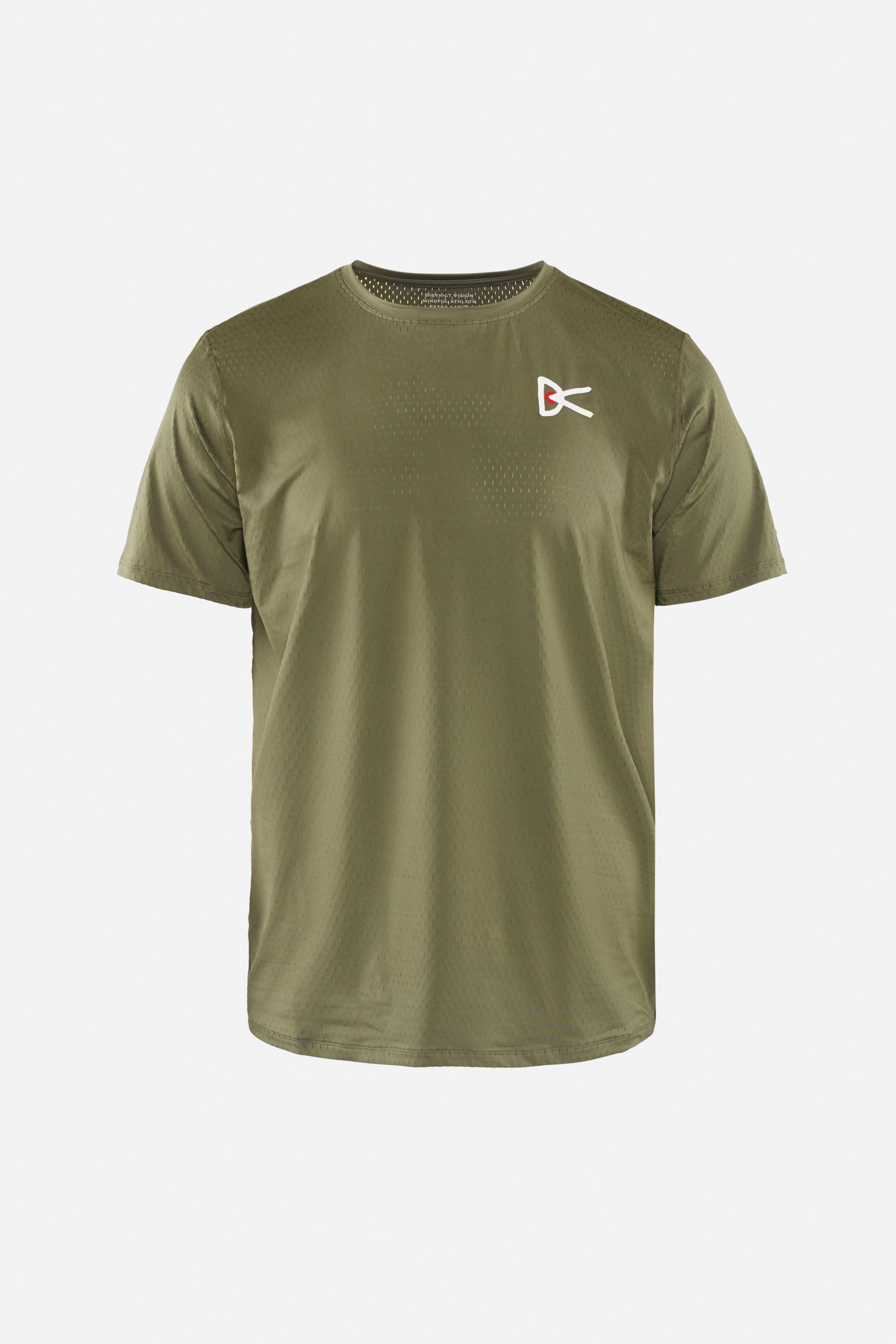 Air––Wear Short Sleeve T-Shirt, Khaki