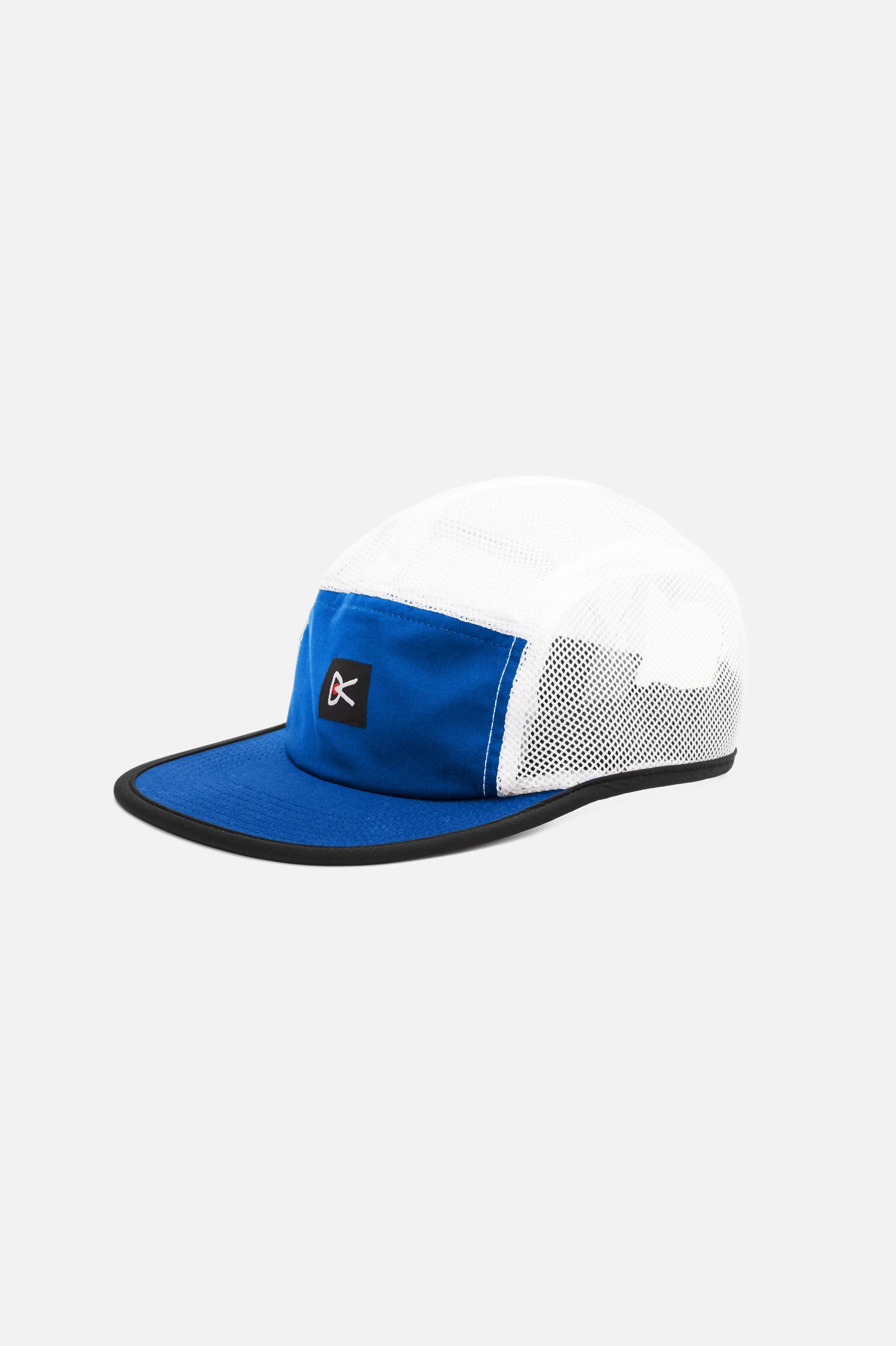 Trenton Cap, Electric Blue