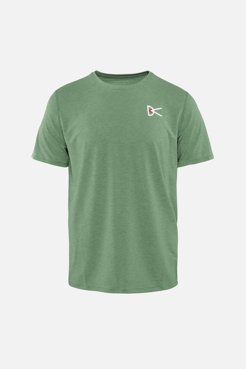 Tadasana Short Sleeve T-Shirt, Woods