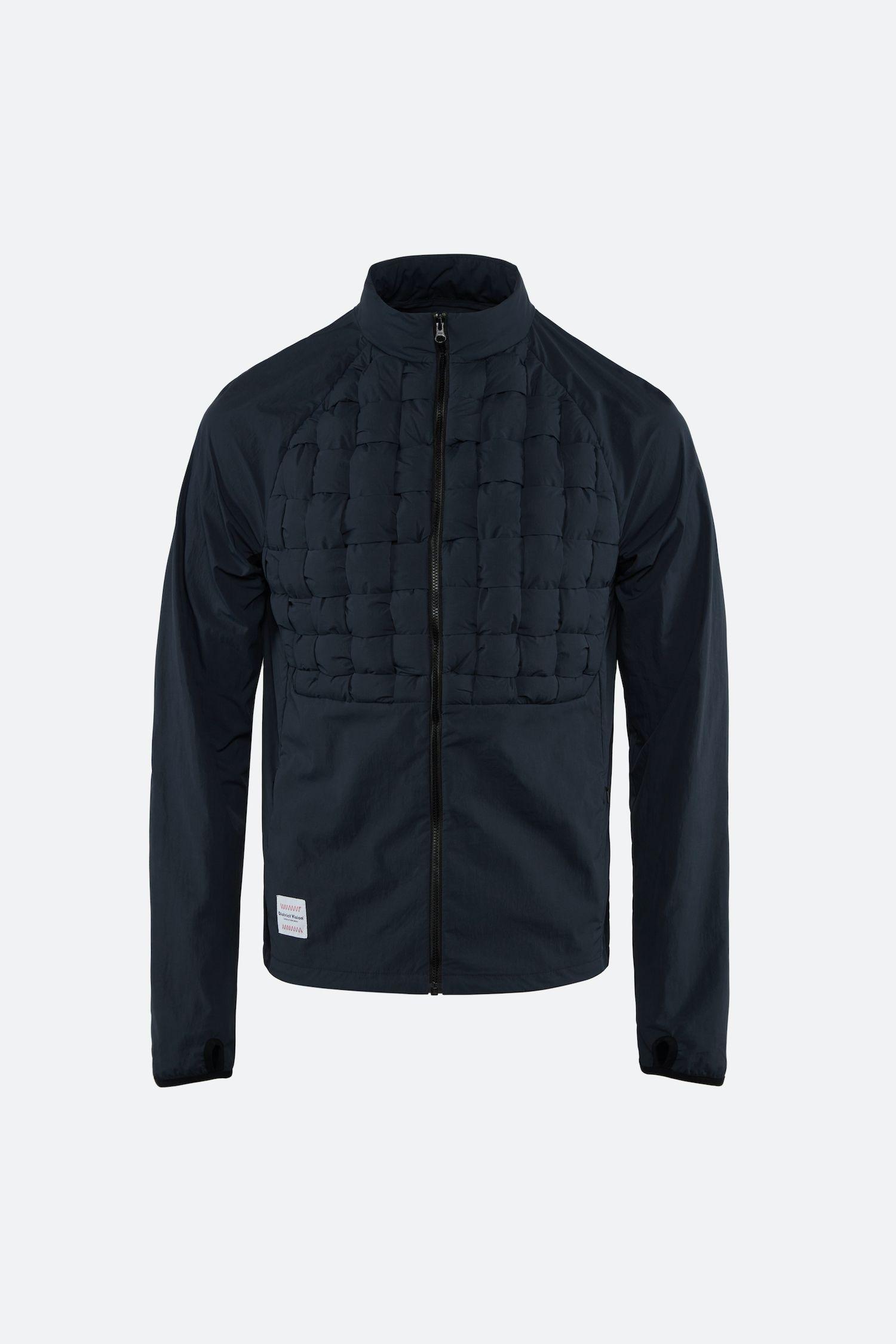 Sarantos Zonal Down Jacket, Navy