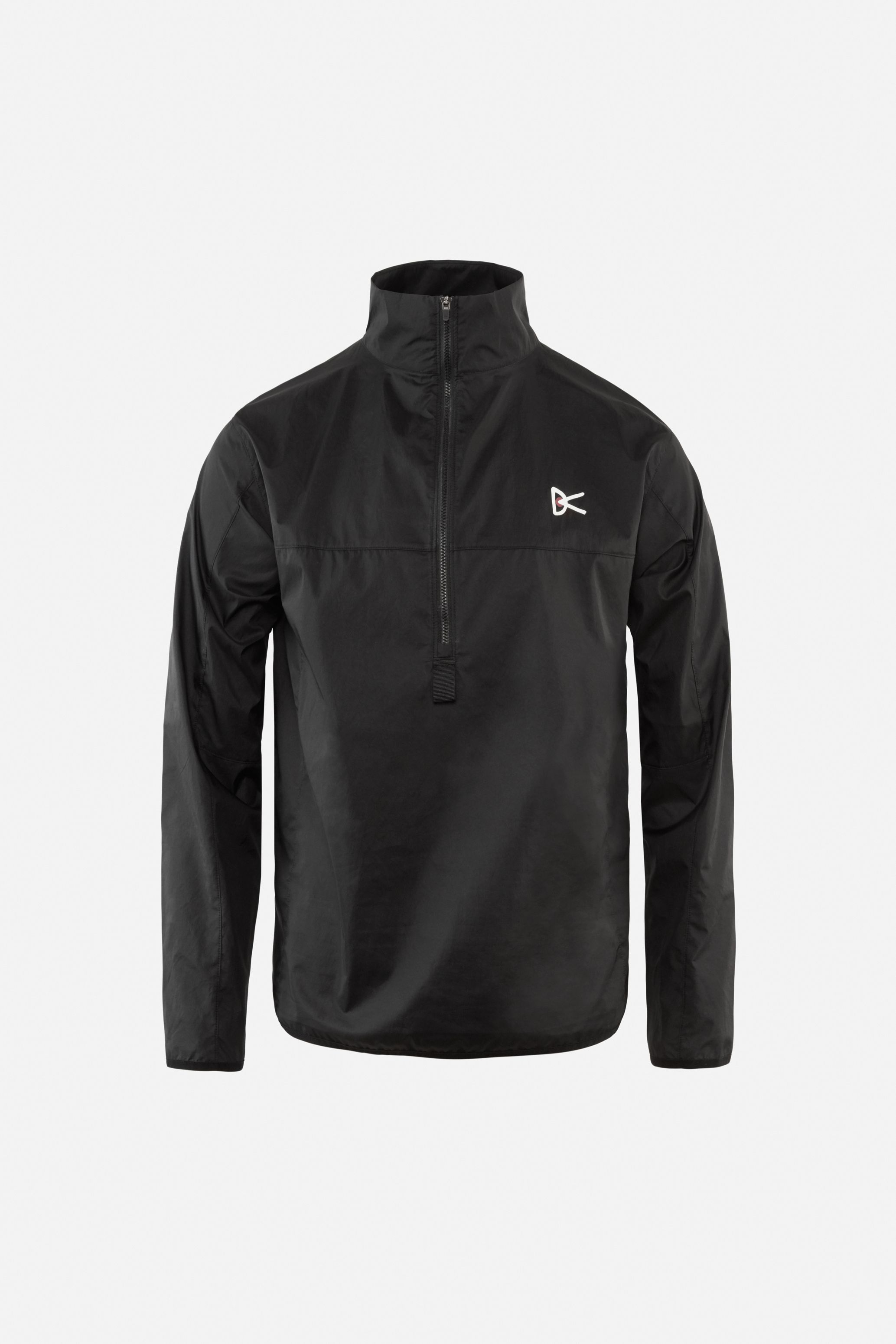 Theo Membrane Shell Jacket, Black