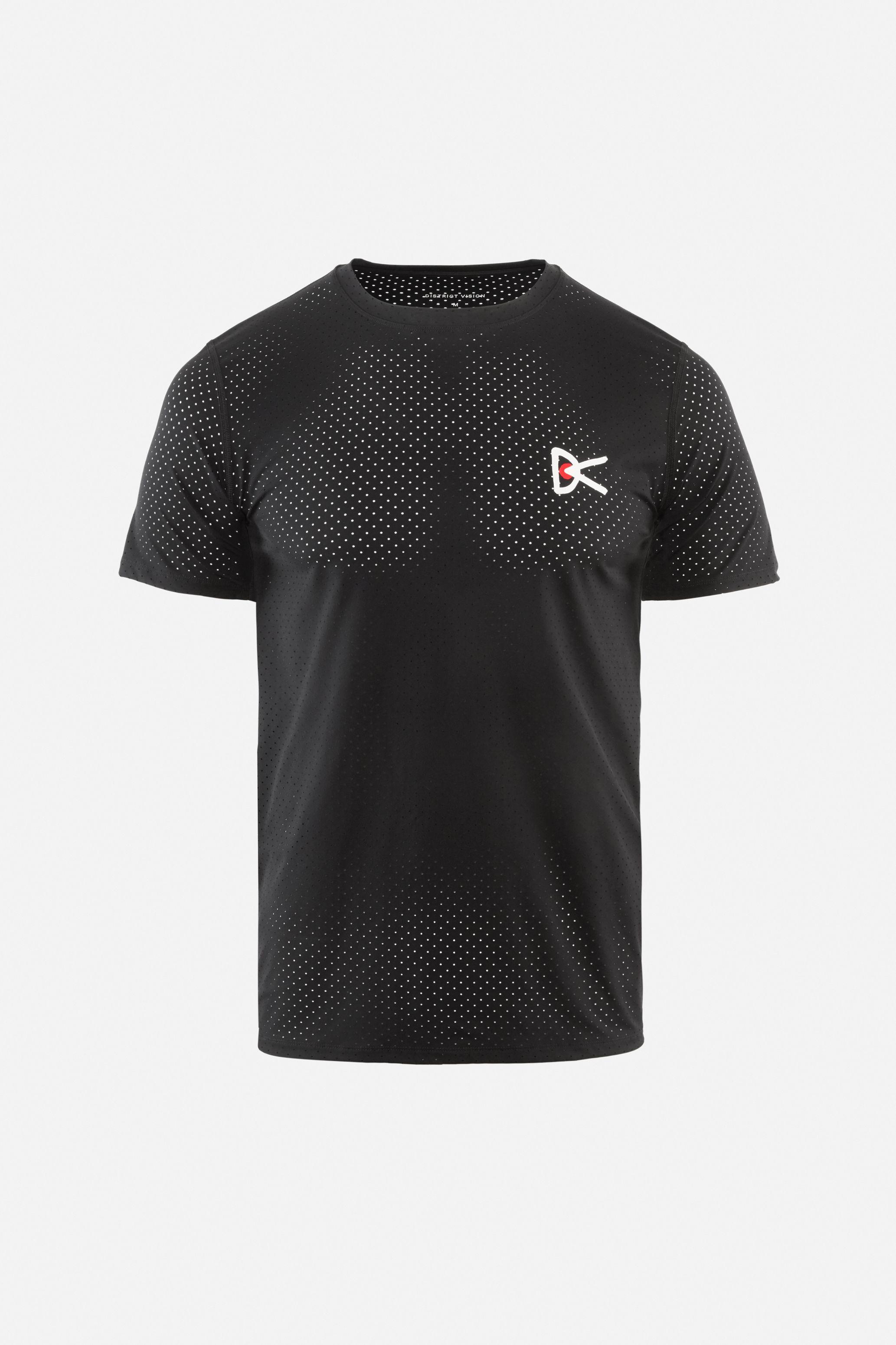 Peace–Tech Short Sleeve T-Shirt, Black