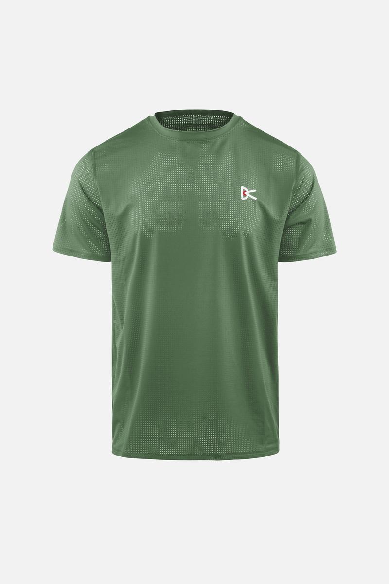 Peace–Tech Short Sleeve T-Shirt, Woods