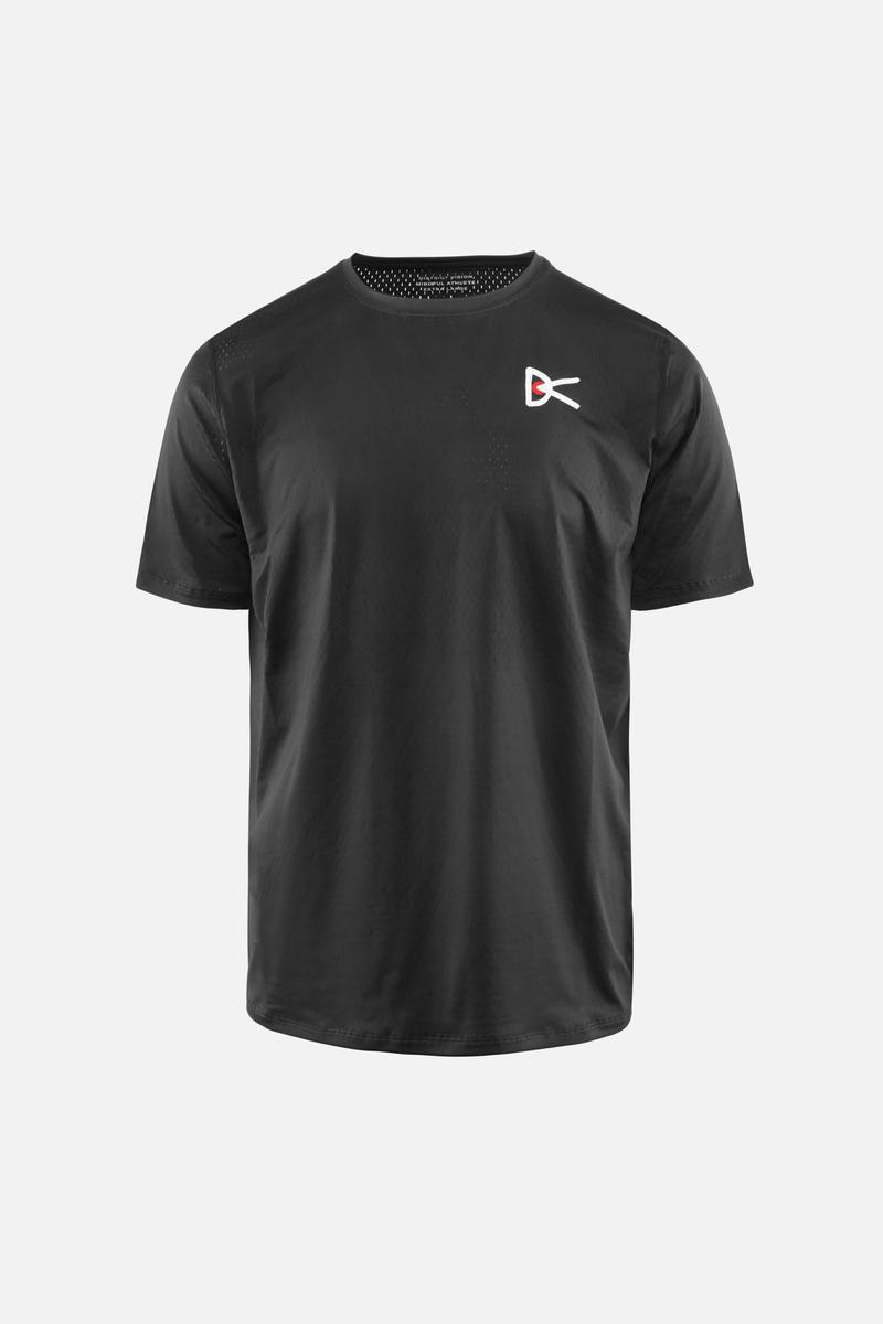 Air––Wear Short Sleeve T-Shirt, Black