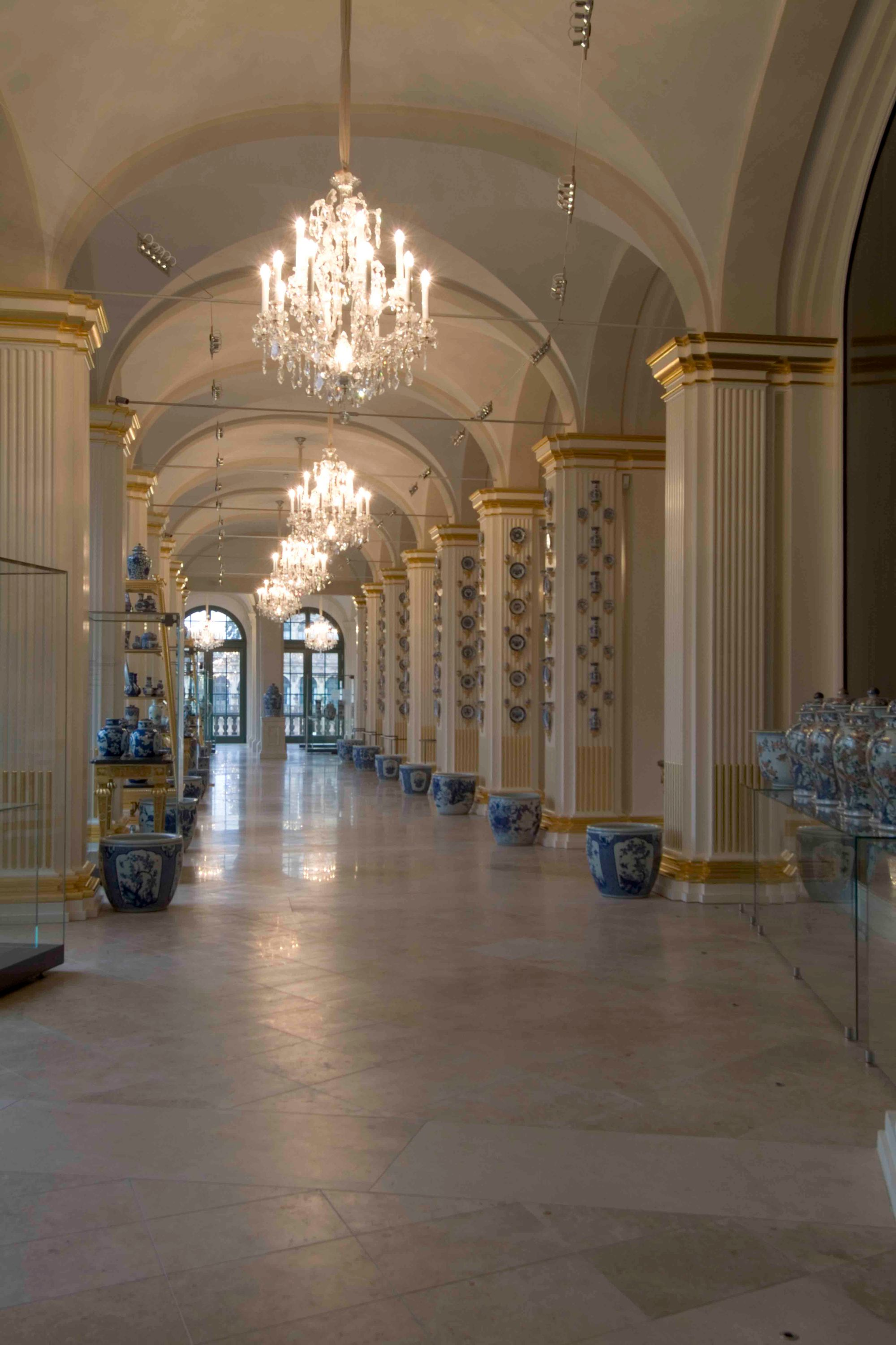 Project Image for Oriental Gallery, Zwinger Porcelain