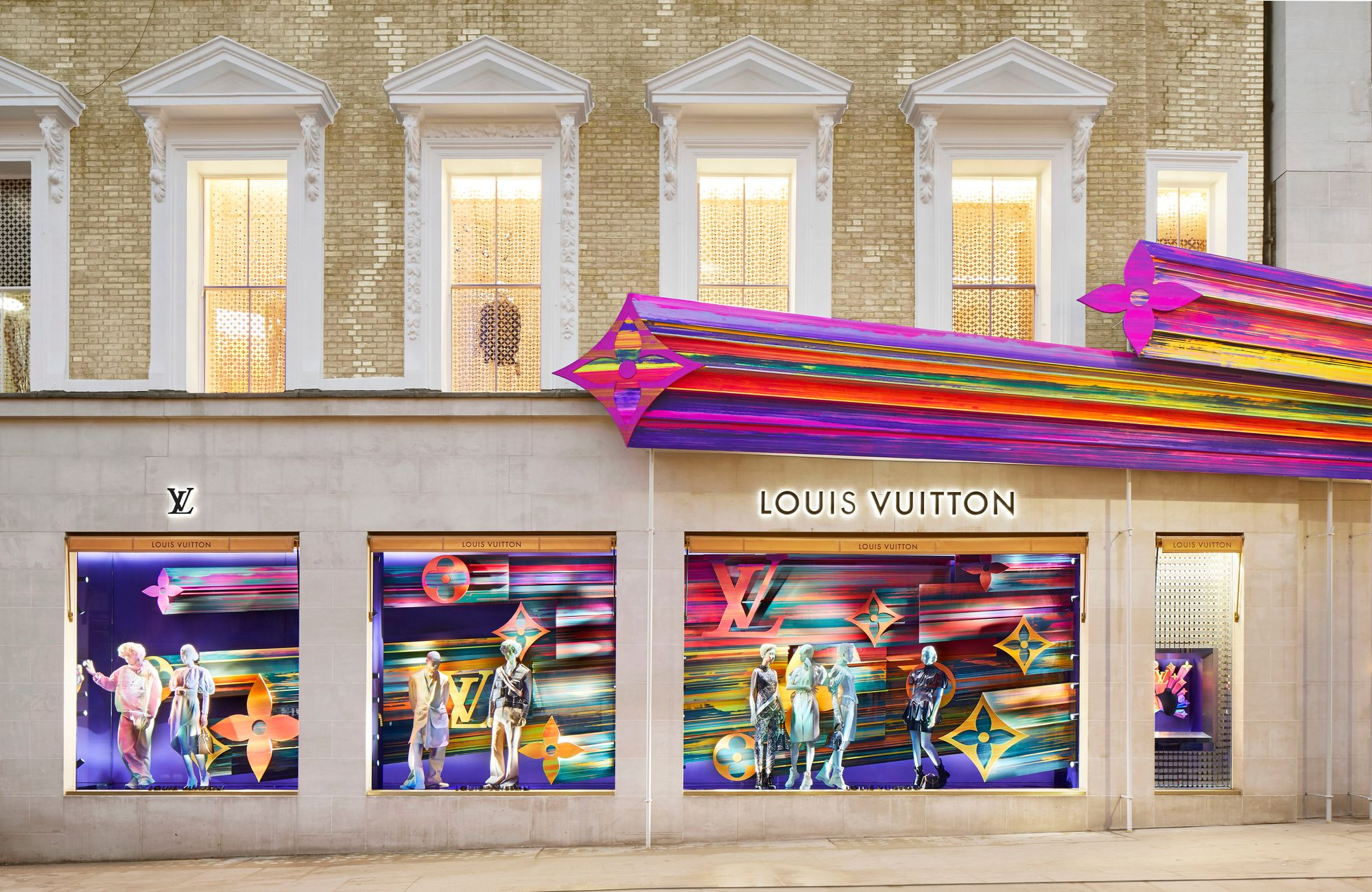Project Image for Louis Vuitton New Bond Street