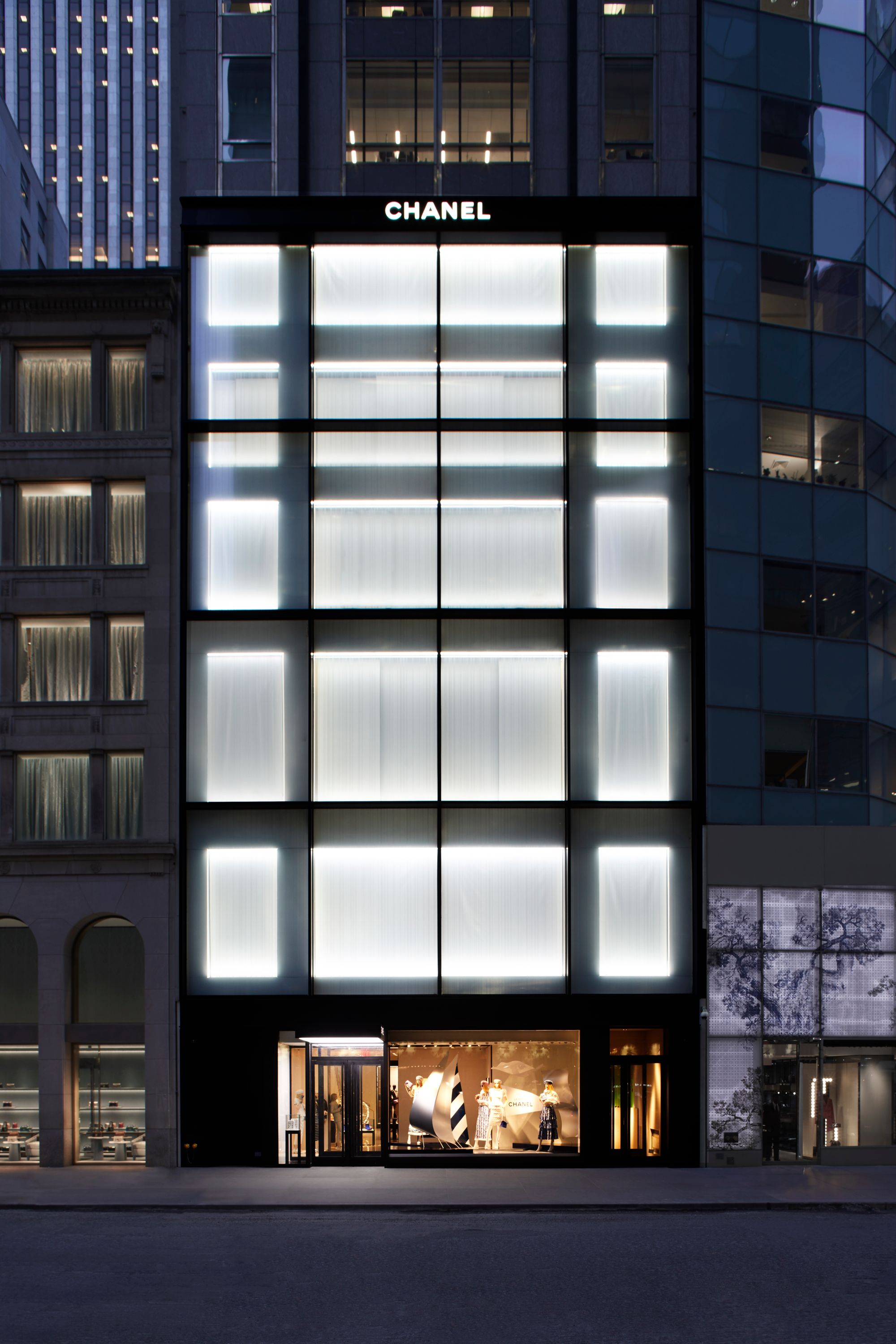 Project Image for Chanel 57th Street