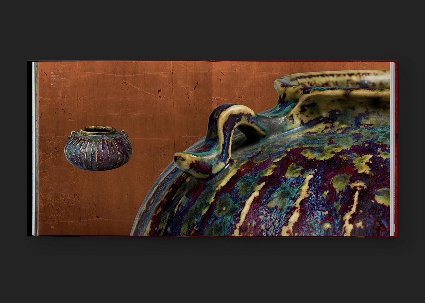 Spread of Adrien Dalpayrat: The Peter Marino Collection, Phaidon (2020)