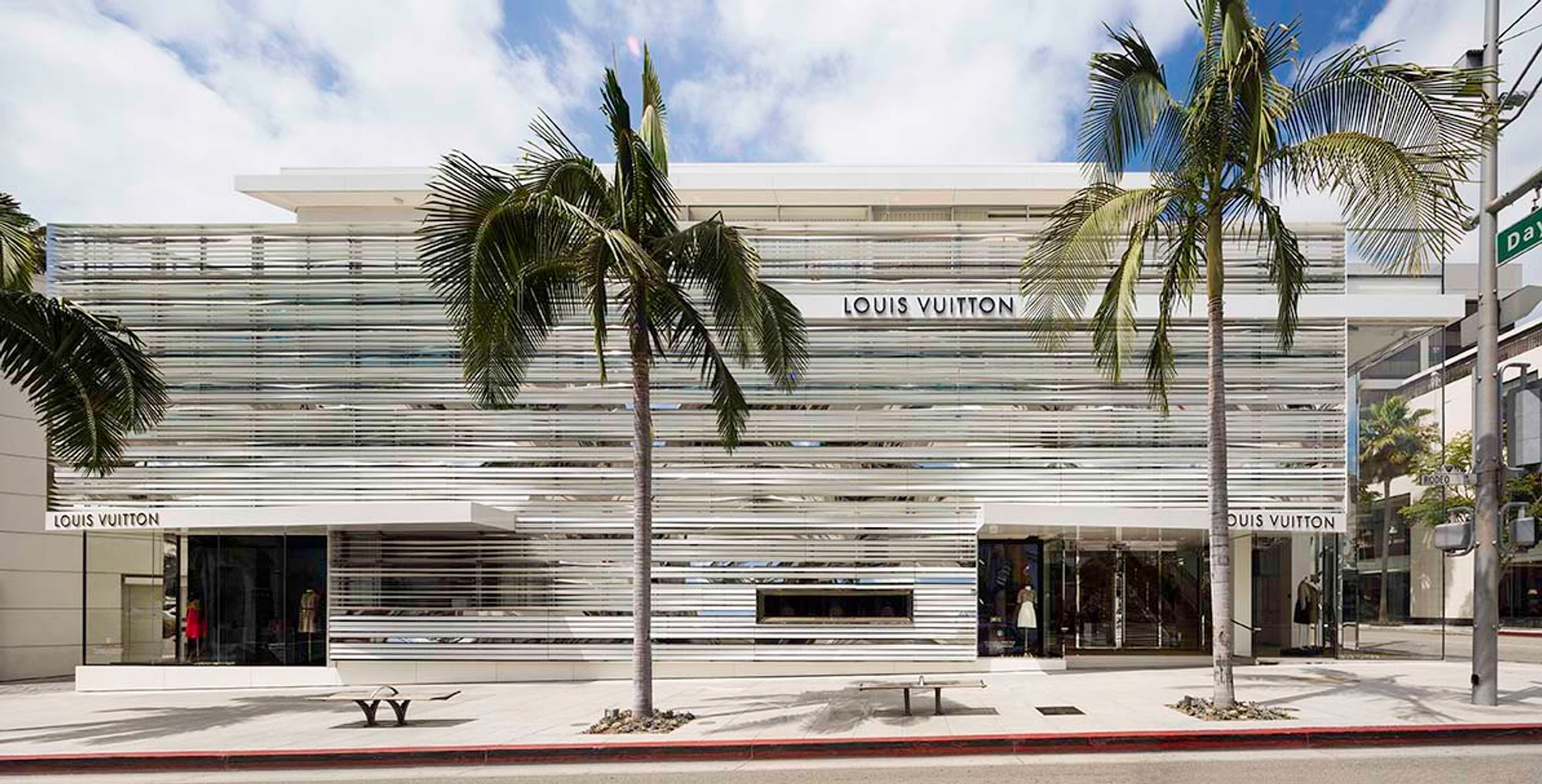 Louis Vuitton Los Angeles, Featured Image