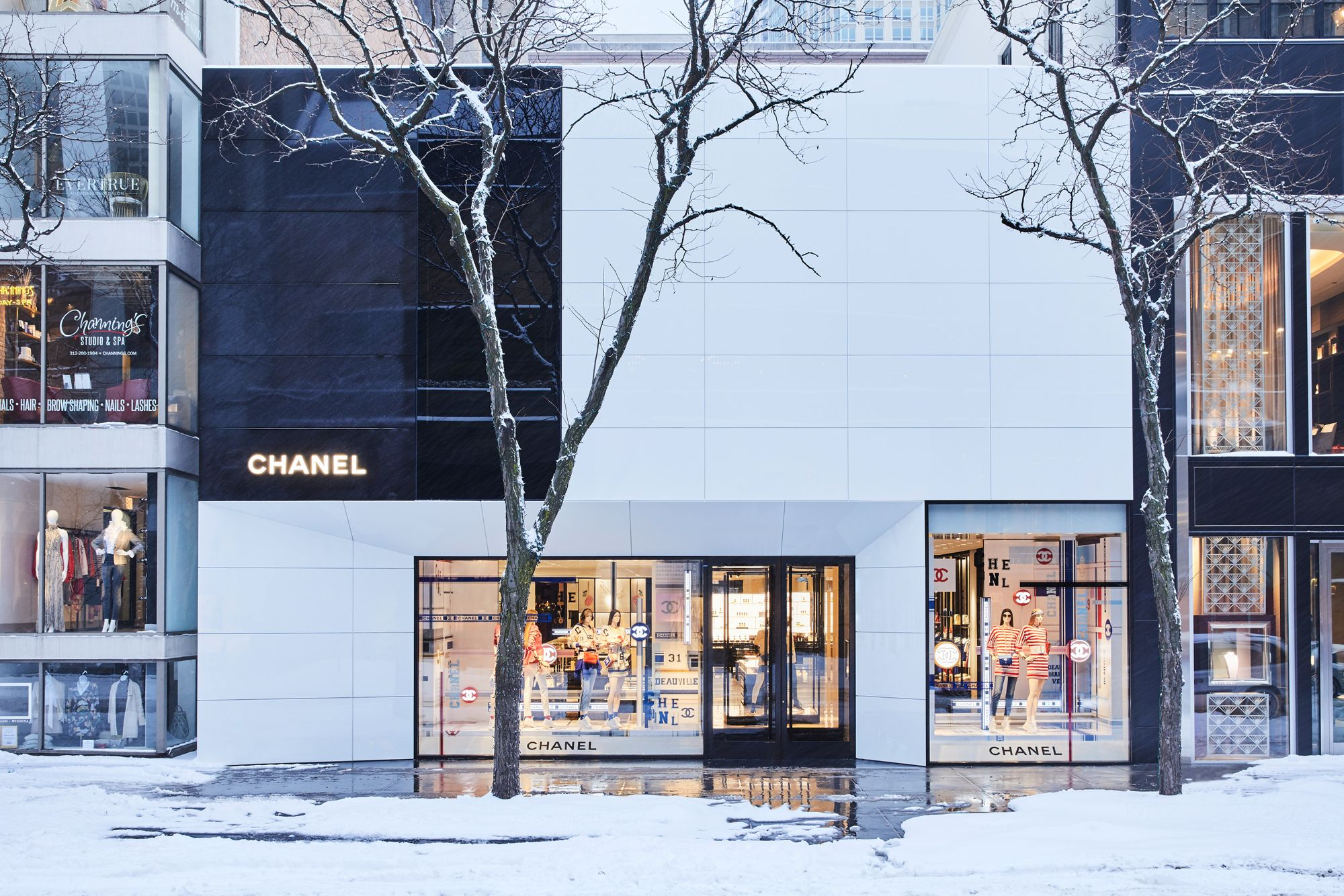 Chanel Chicago, Courtesy Chanel