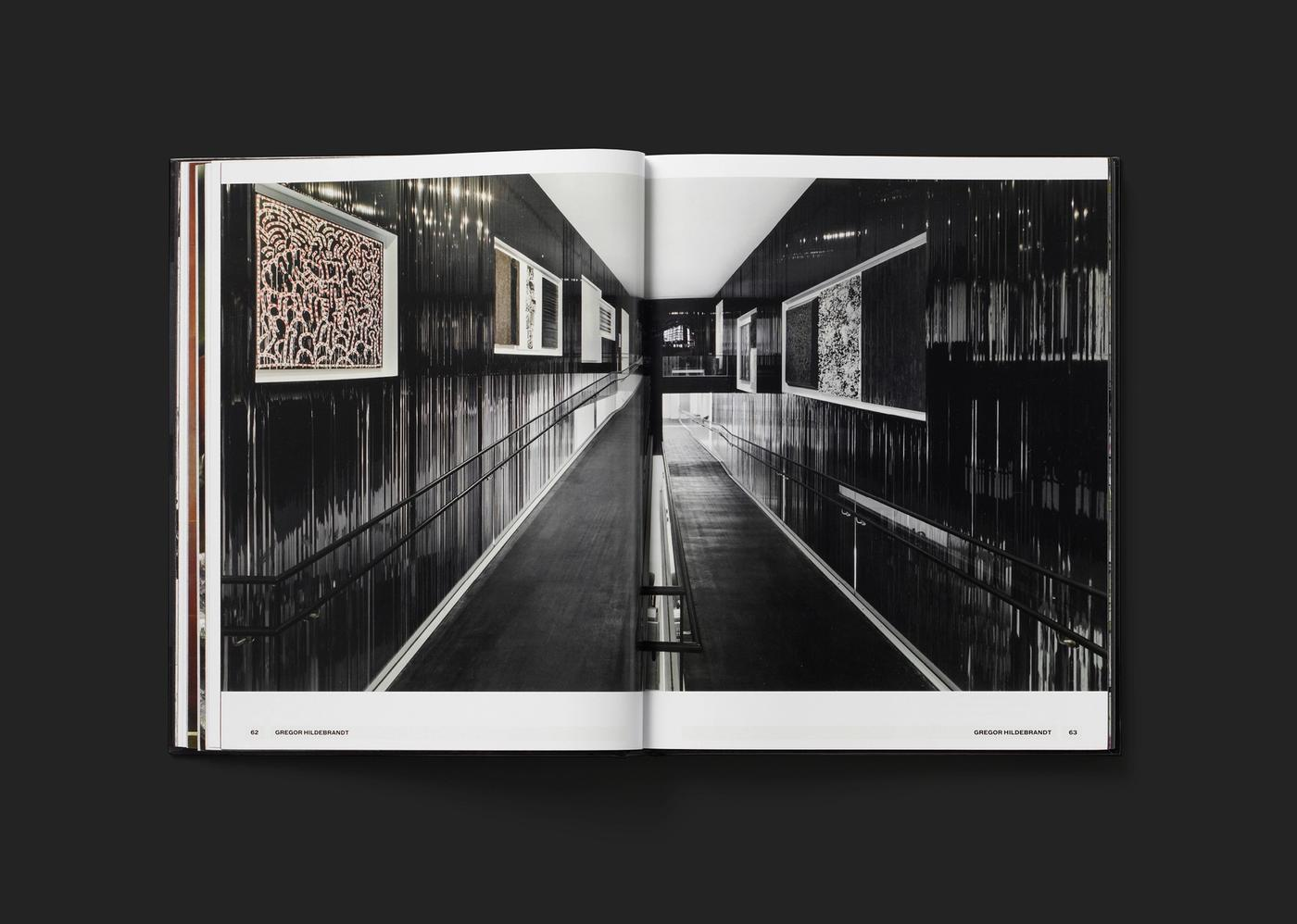 Spread of Peter Marino: Art Architecture, Phaidon (2016)