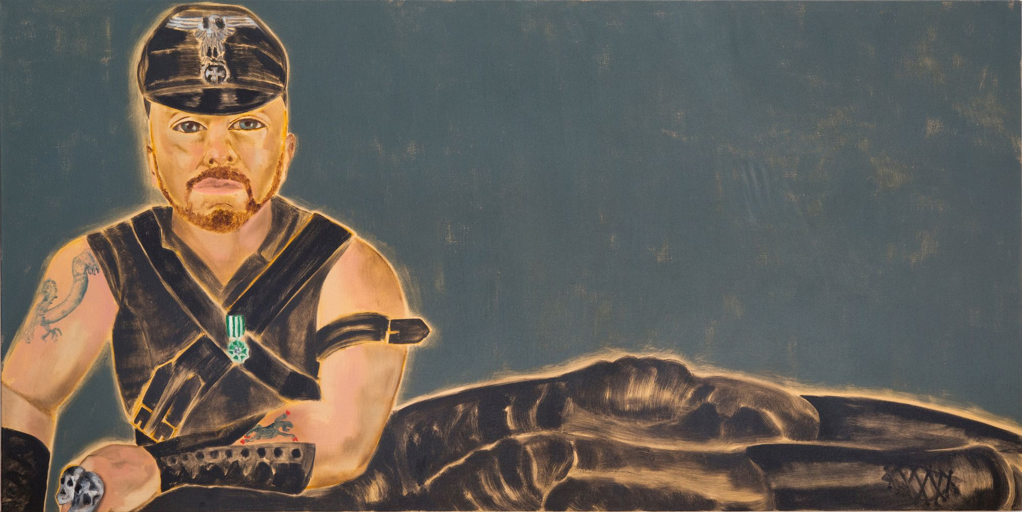 Project Image for Portrait of Peter Marino, #8