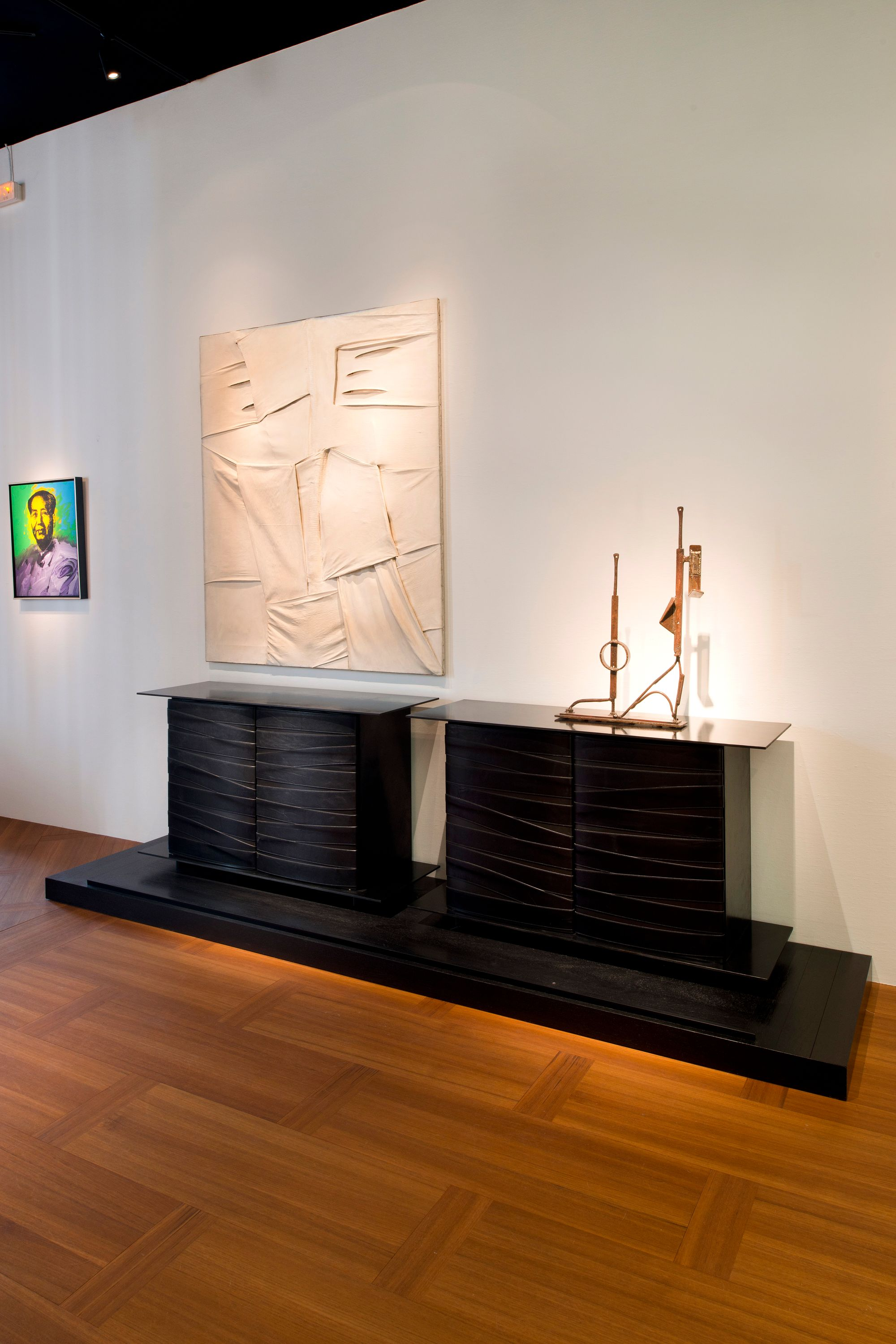 Project Image for Exhibition of Series 2 (bronze boxes)