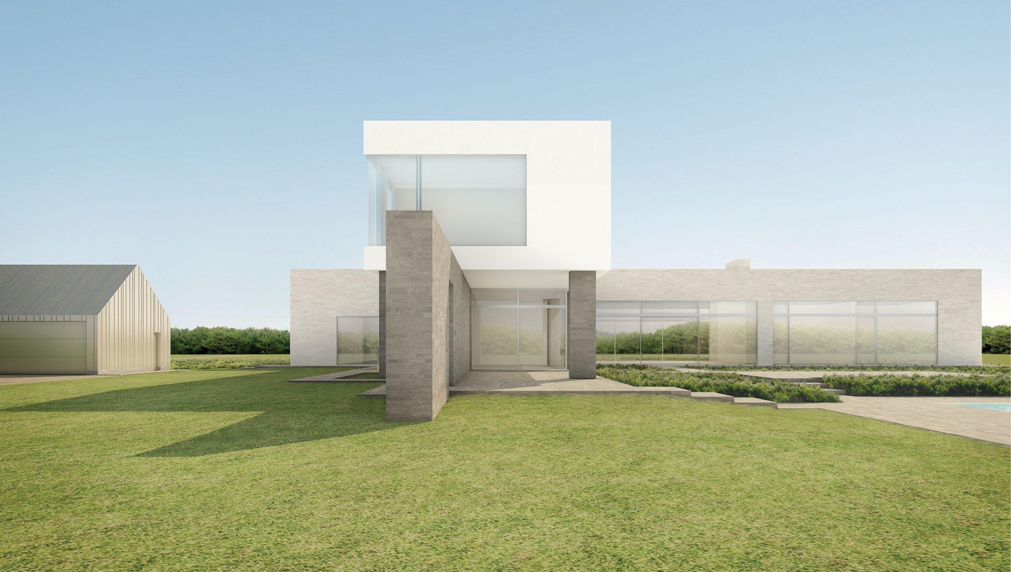 Sagaponack Residence, Featured Image