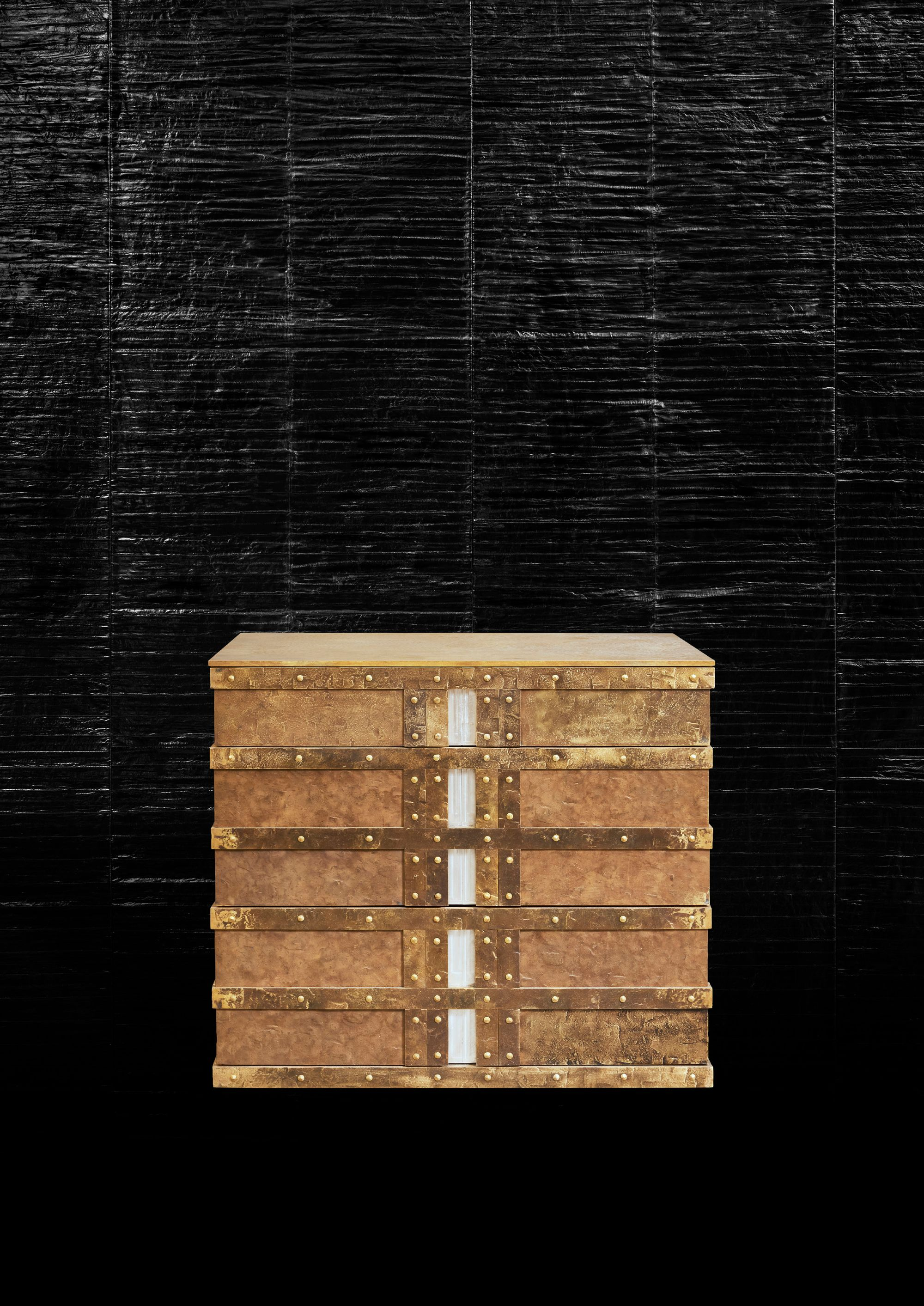 Project Image for Bronze Boxes Series IV