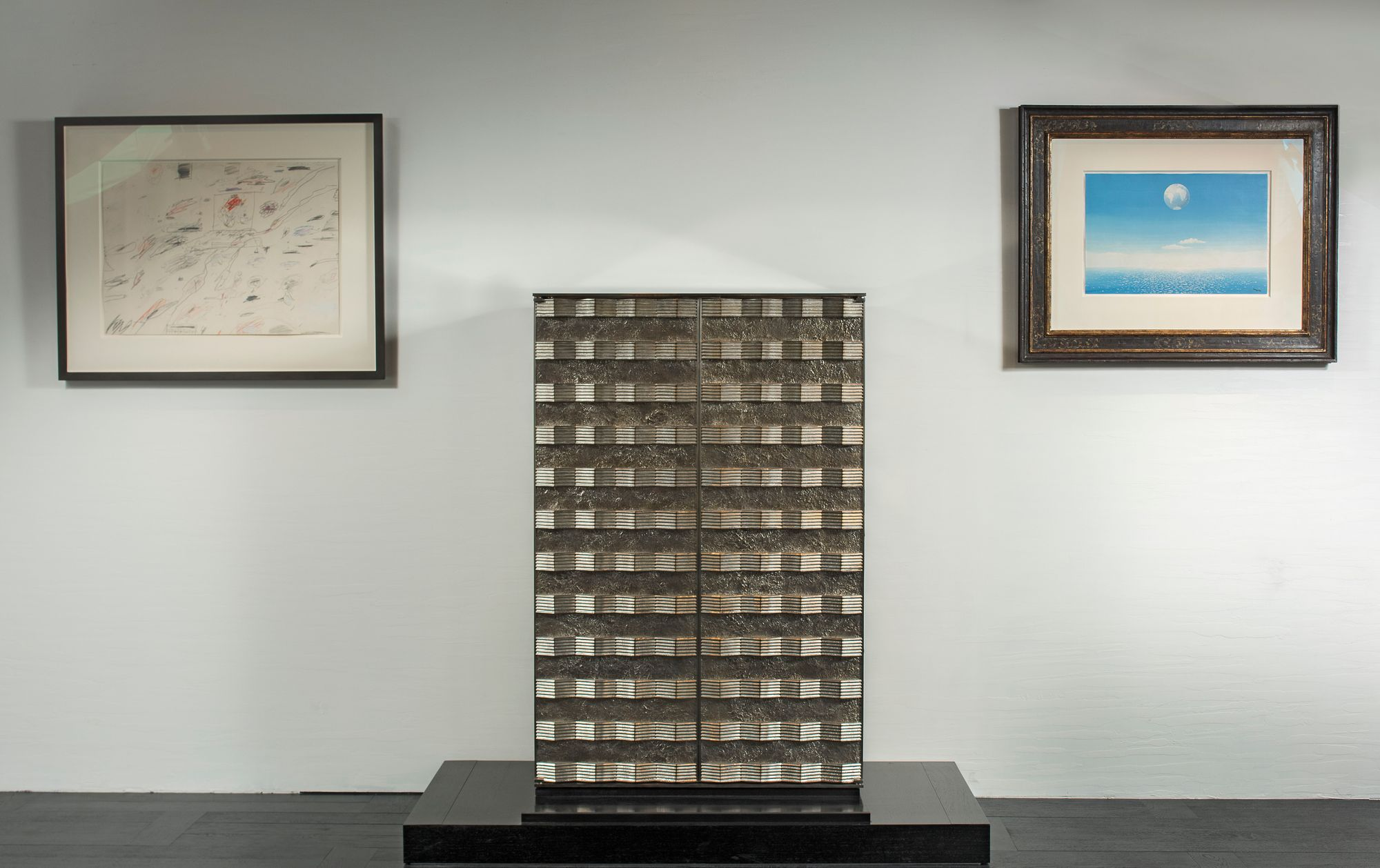 Project Image for Exhibition of Series 1 (bronze boxes)