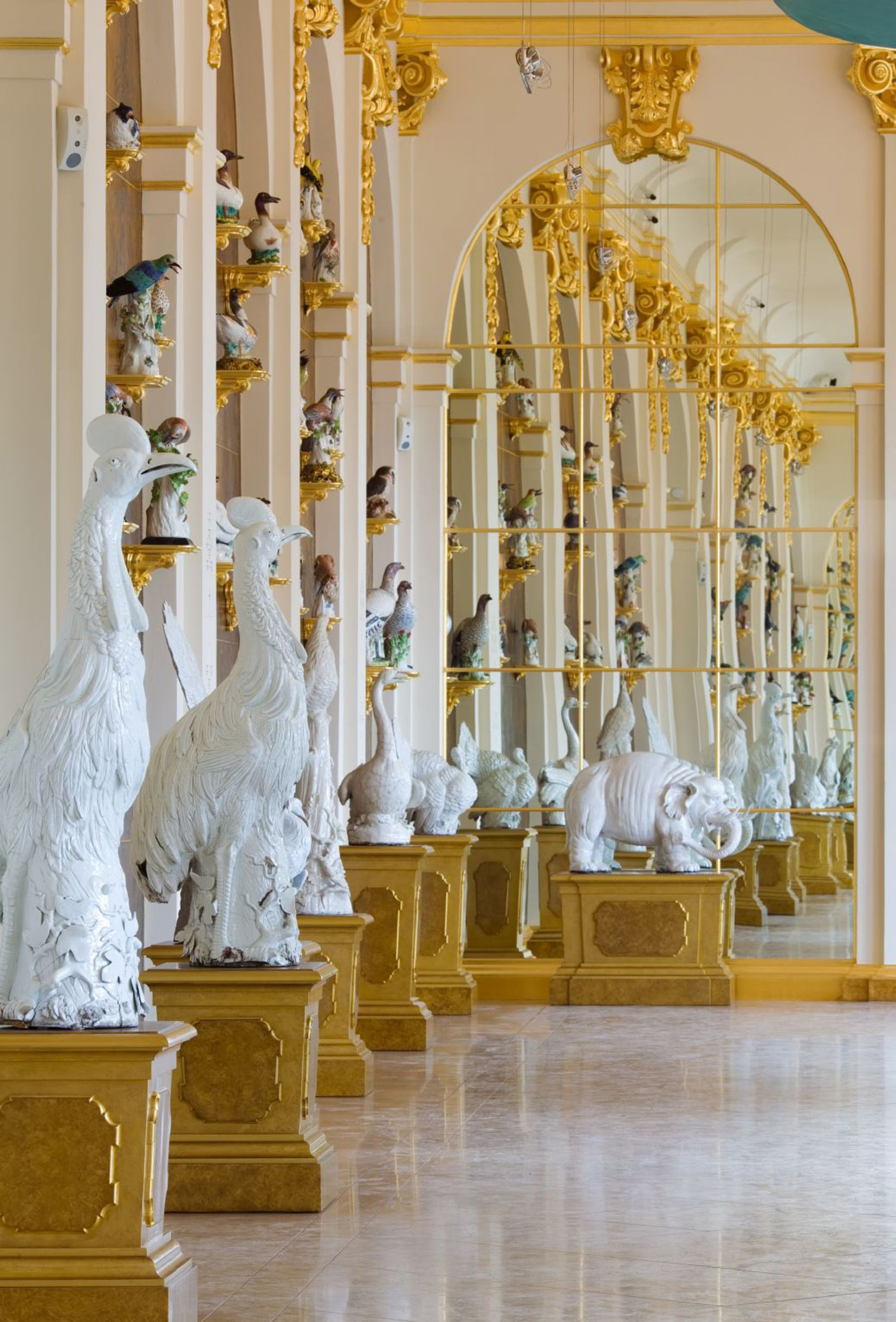 Project Image for Meissen Animal Gallery, Zwinger Porcelain