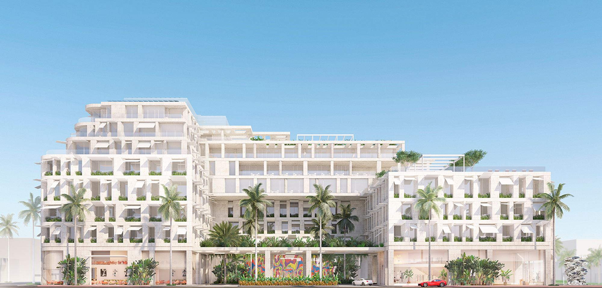 Project Image for Cheval Blanc Beverly Hills