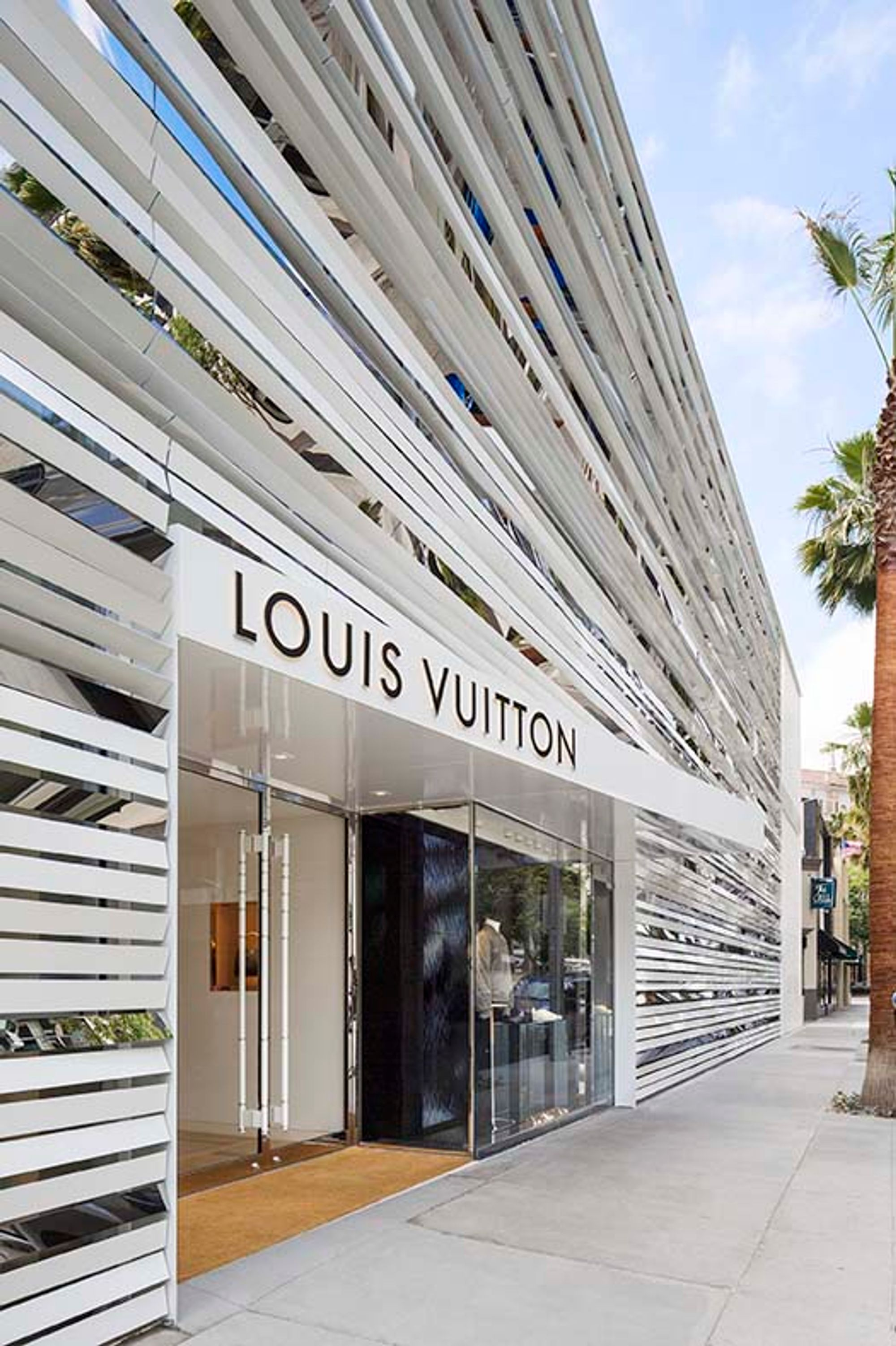 Project Image for Louis Vuitton Los Angeles
