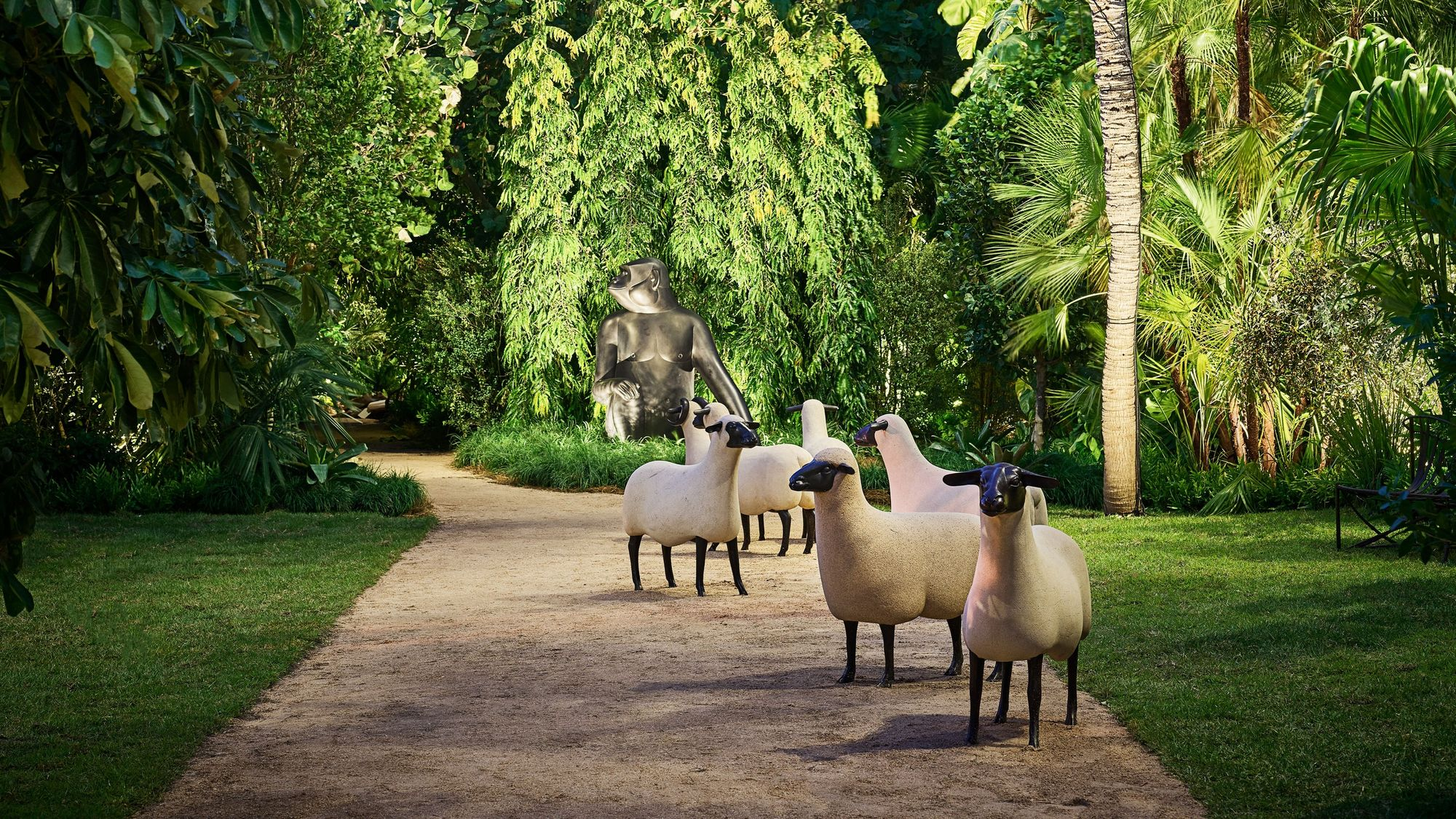 Project Image for Les Lalanne at The Raleigh Gardens