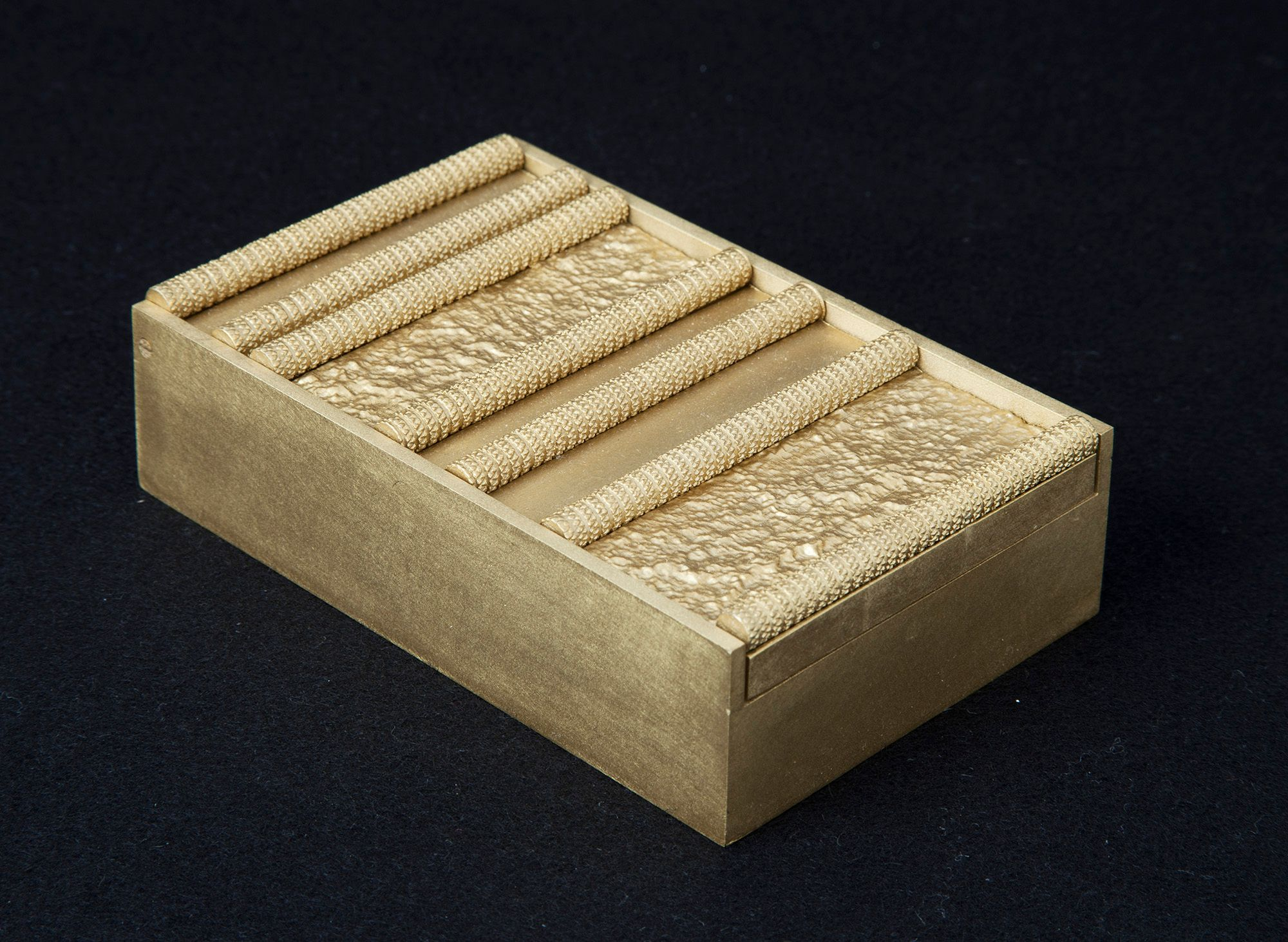 Project Image for Minature Bronze Boxes