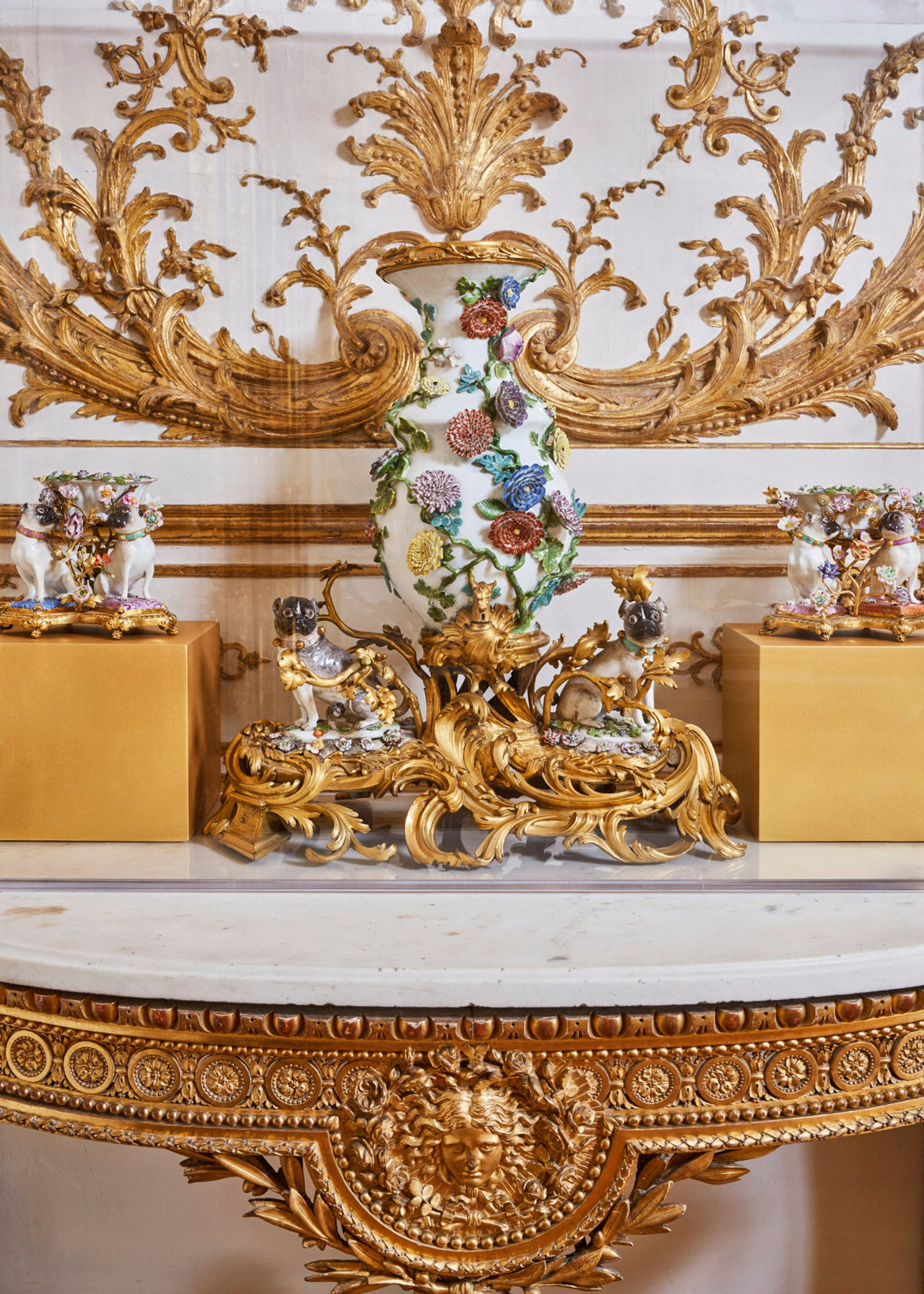 Project Image for Porcelain from Meissen and Chantilly