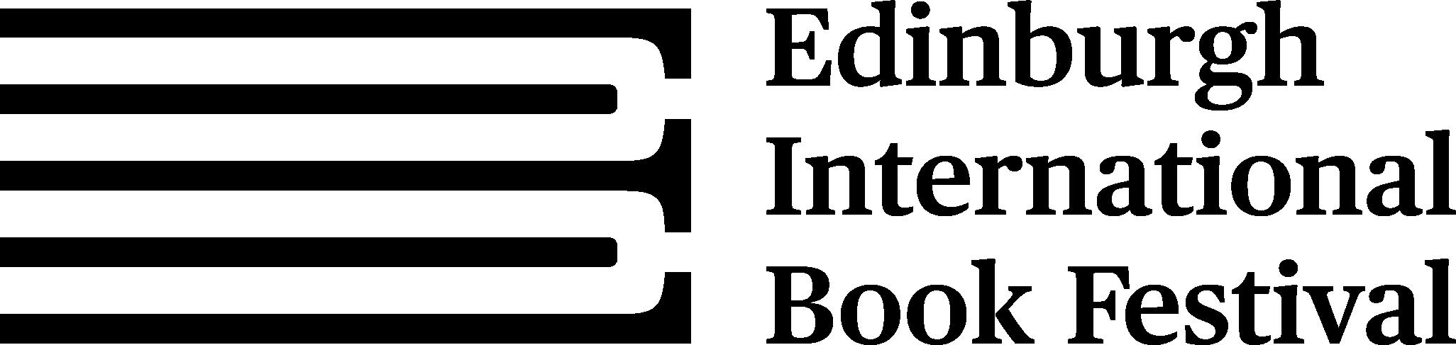 Logo for Edinburgh International Book Festival