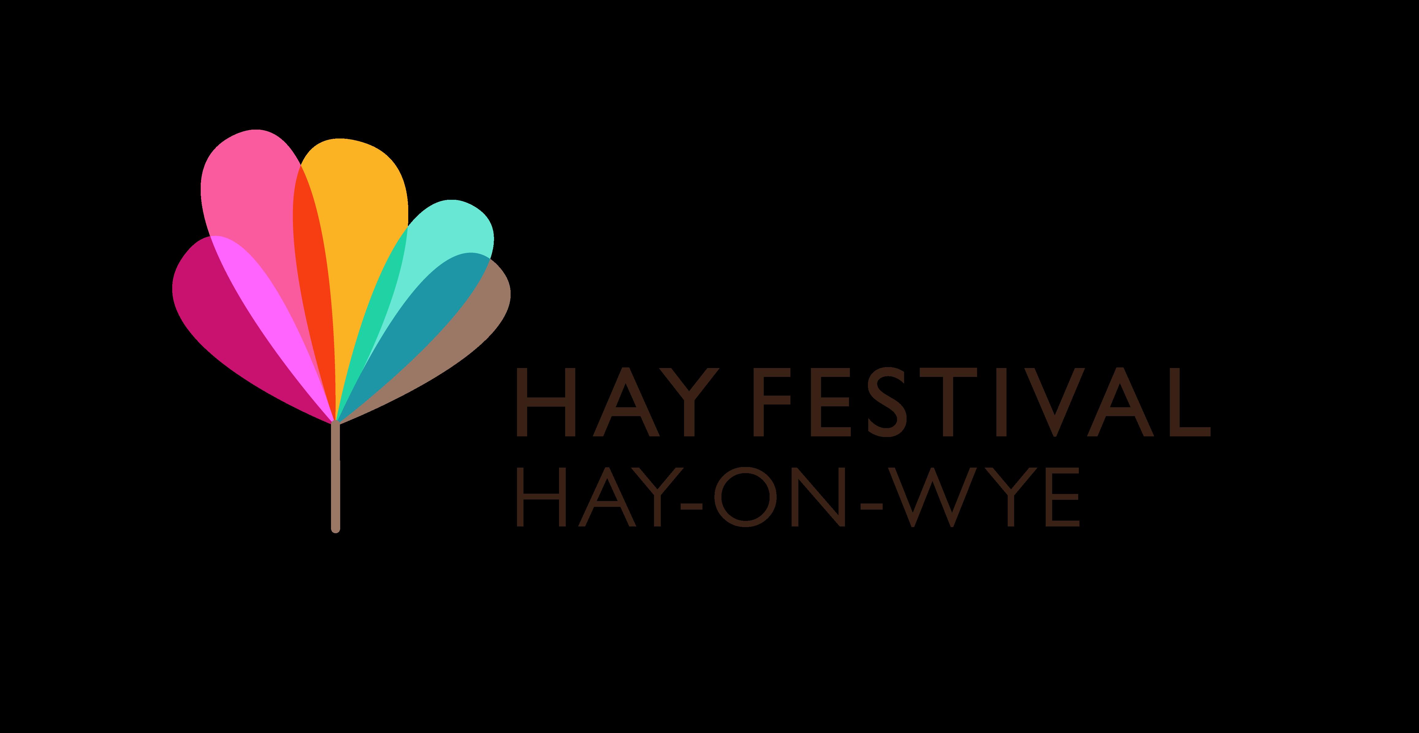 Logo for Hay Festival