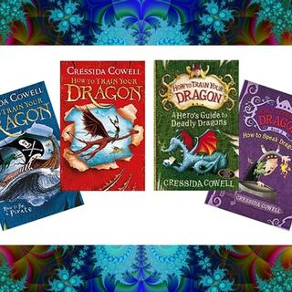 Cover Image for Cressida Cowell at Calibre