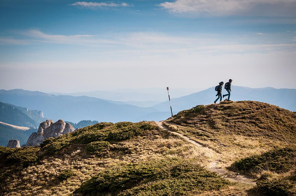 Basic Rules For Walking In The Mountains
