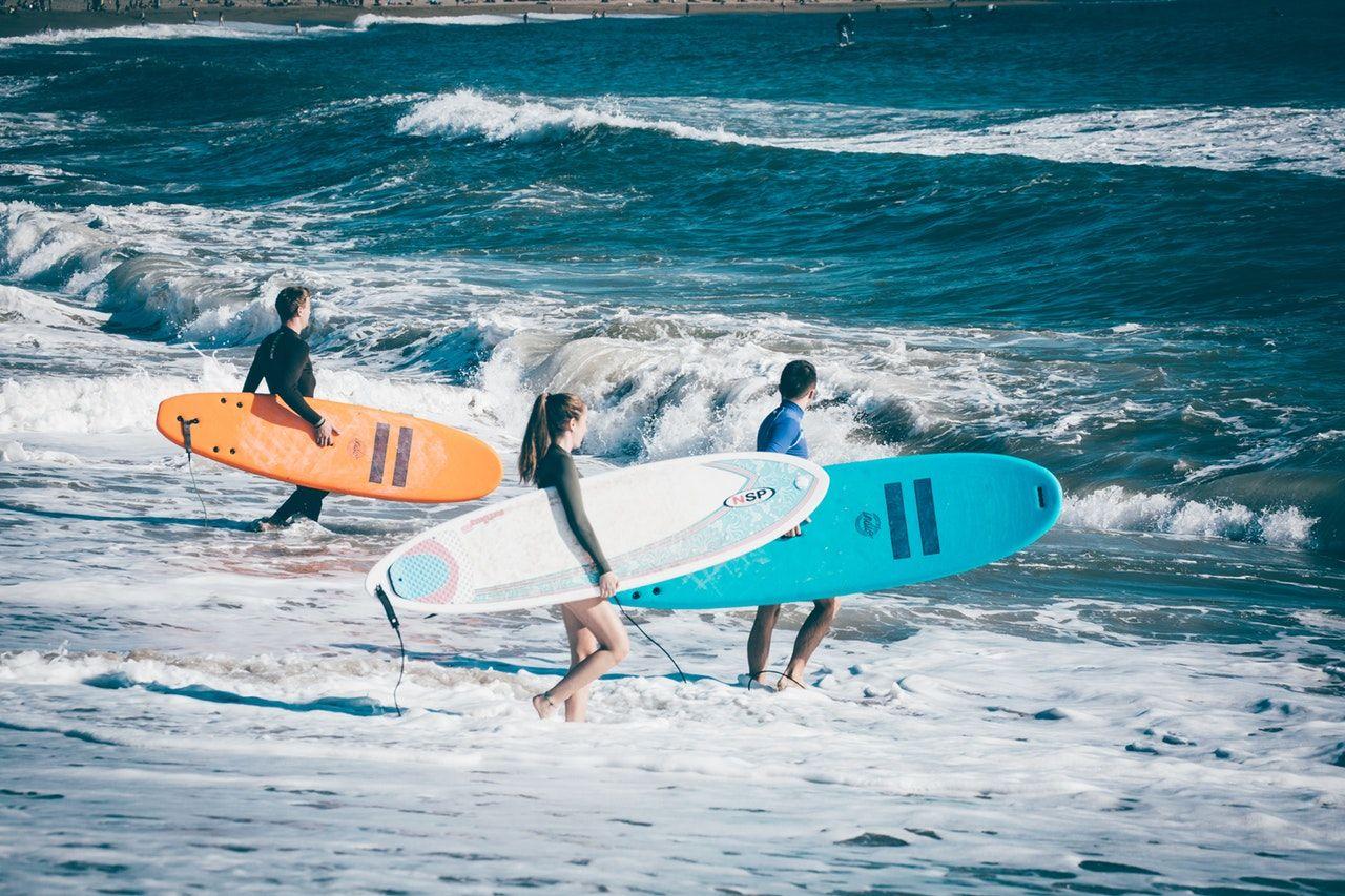 Best Waves - Surfing In Spain