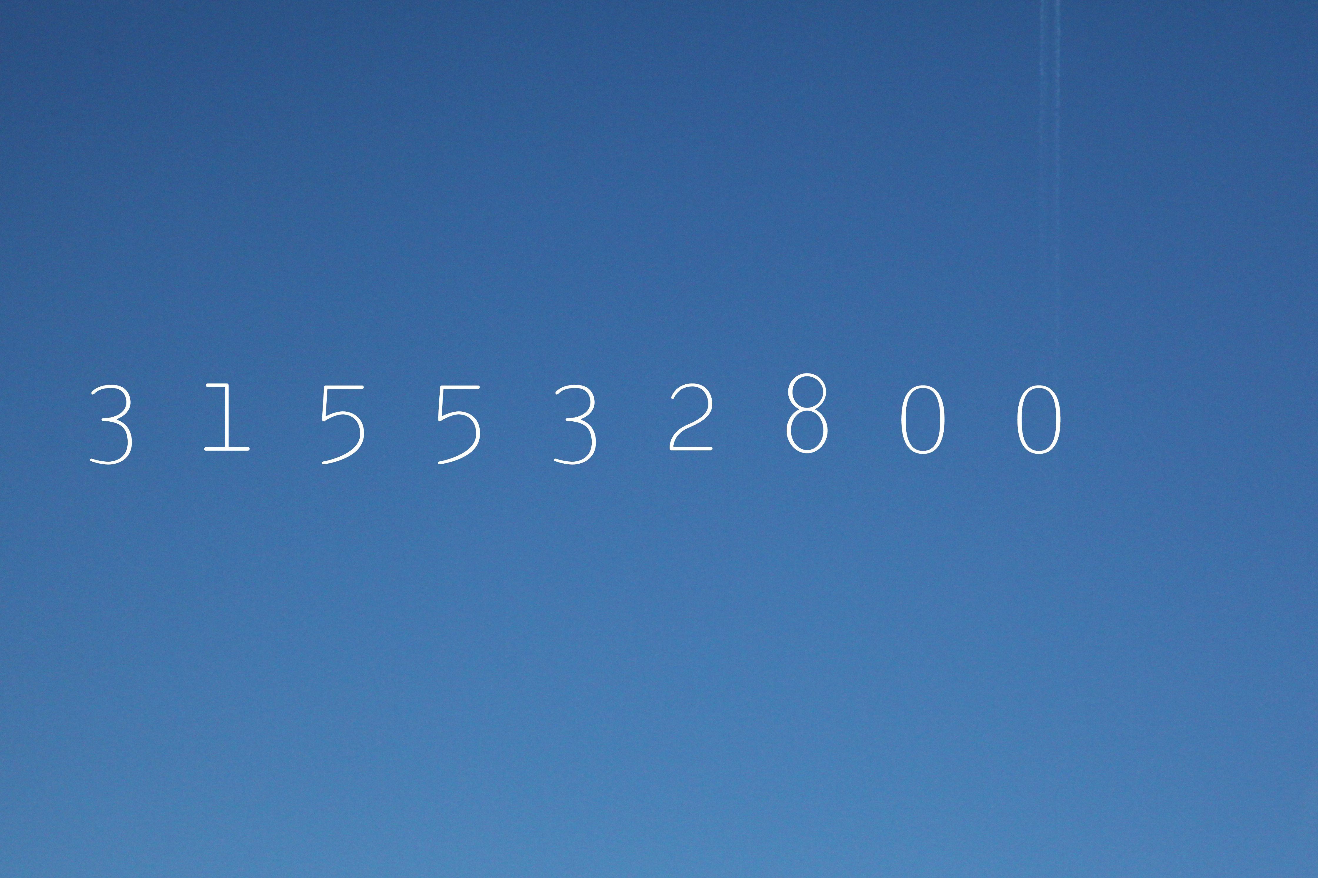 Leap Second, 31 December 1979 - 23:59:60