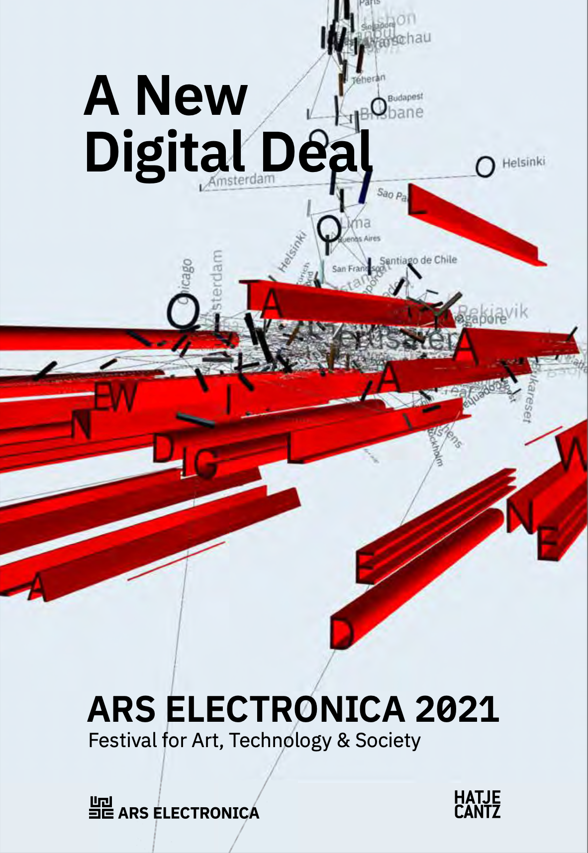 Ars Electronica 2021 - A New Digital Deal