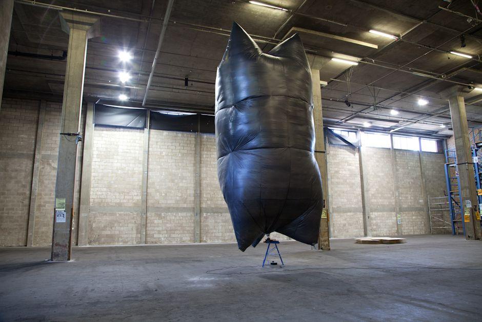 Installation at V22, London
