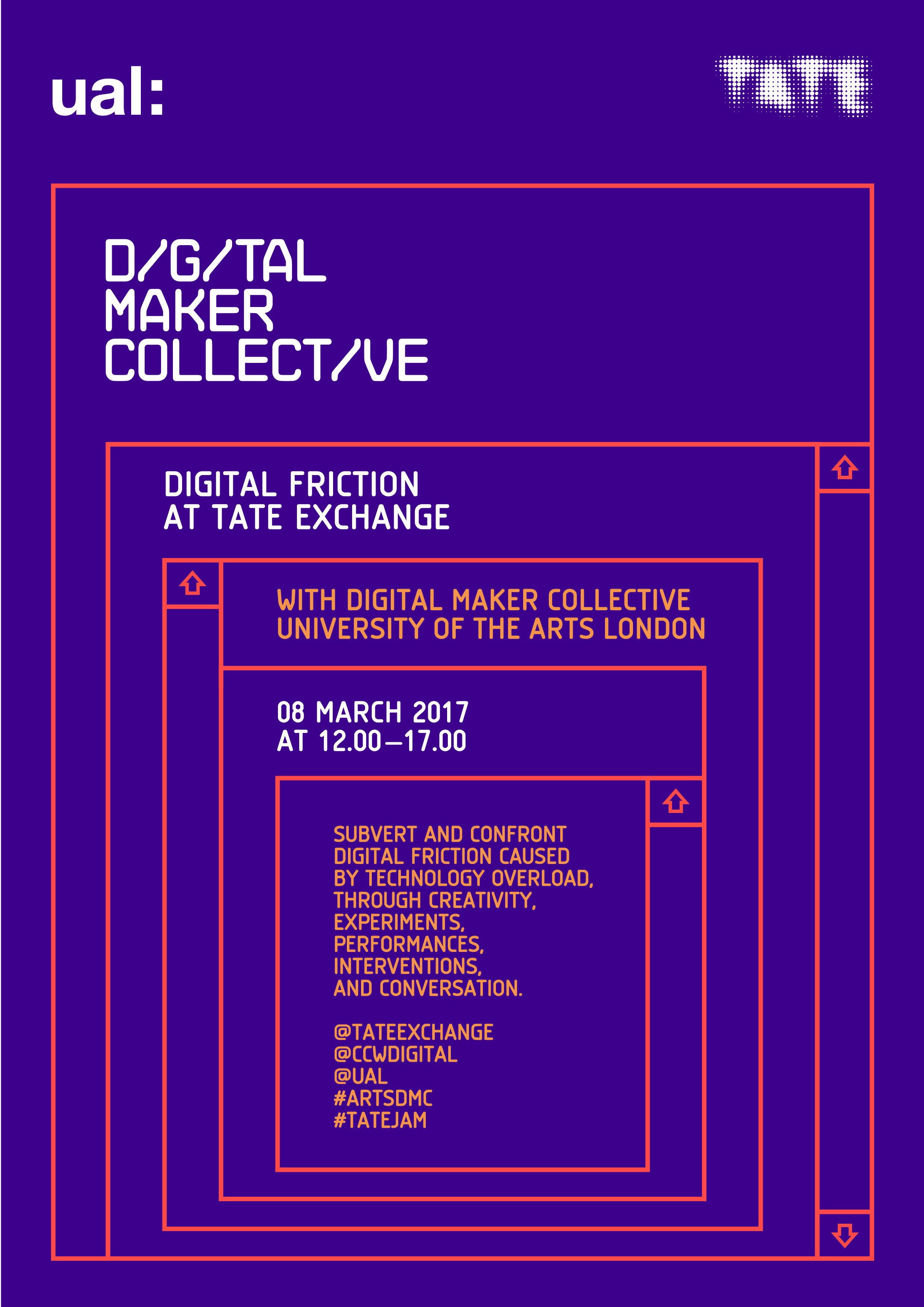 Digital Makers Collective, Tate Modern