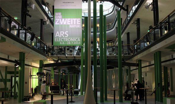 Ars Electronica Berlin - Wie eine zweite Natur