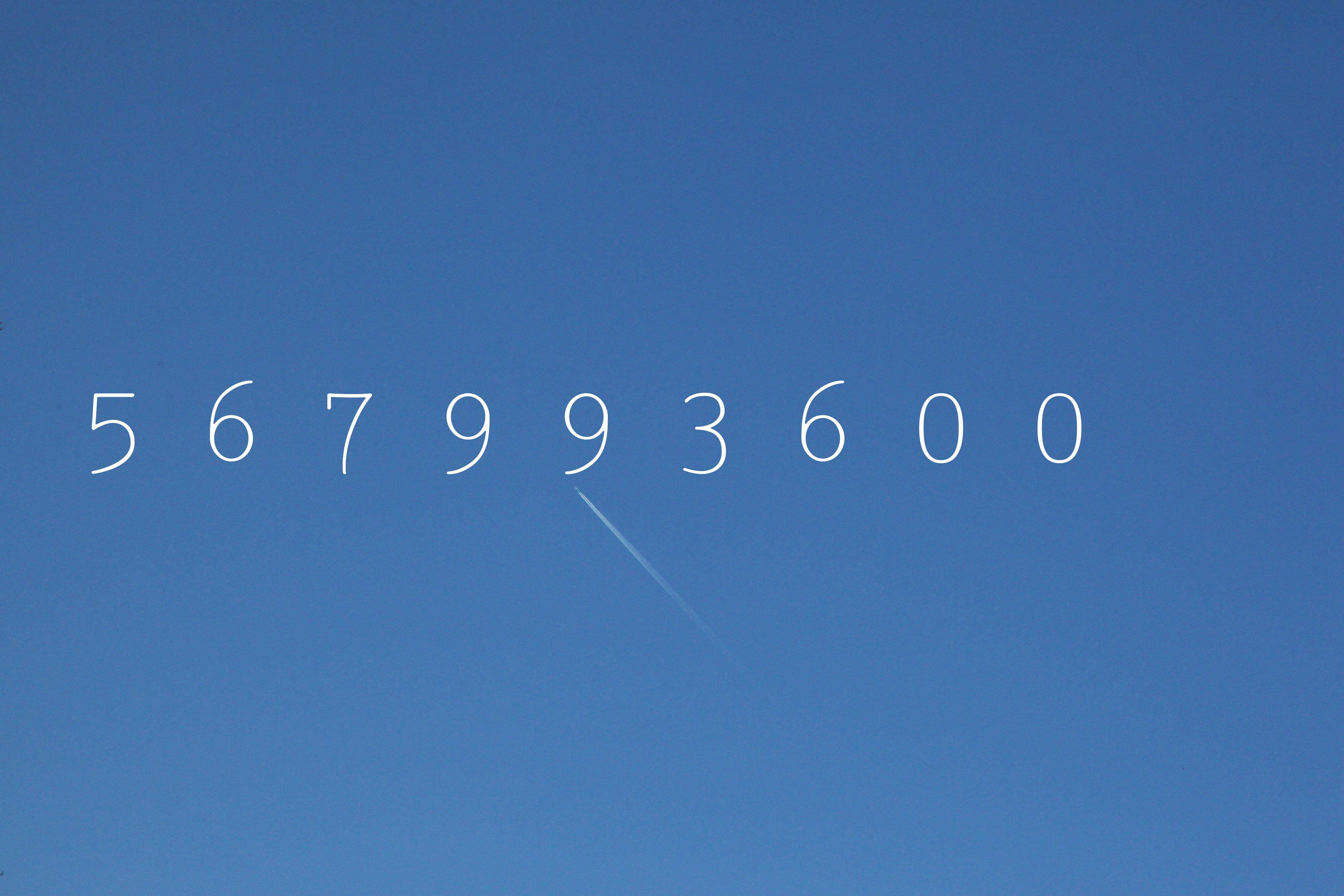 Leap Second, 31 December 1987 - 23:59:60