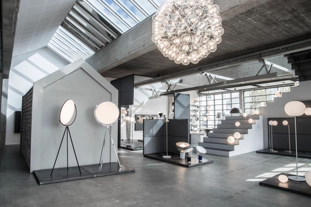 Flos Showroom, Copenhagen